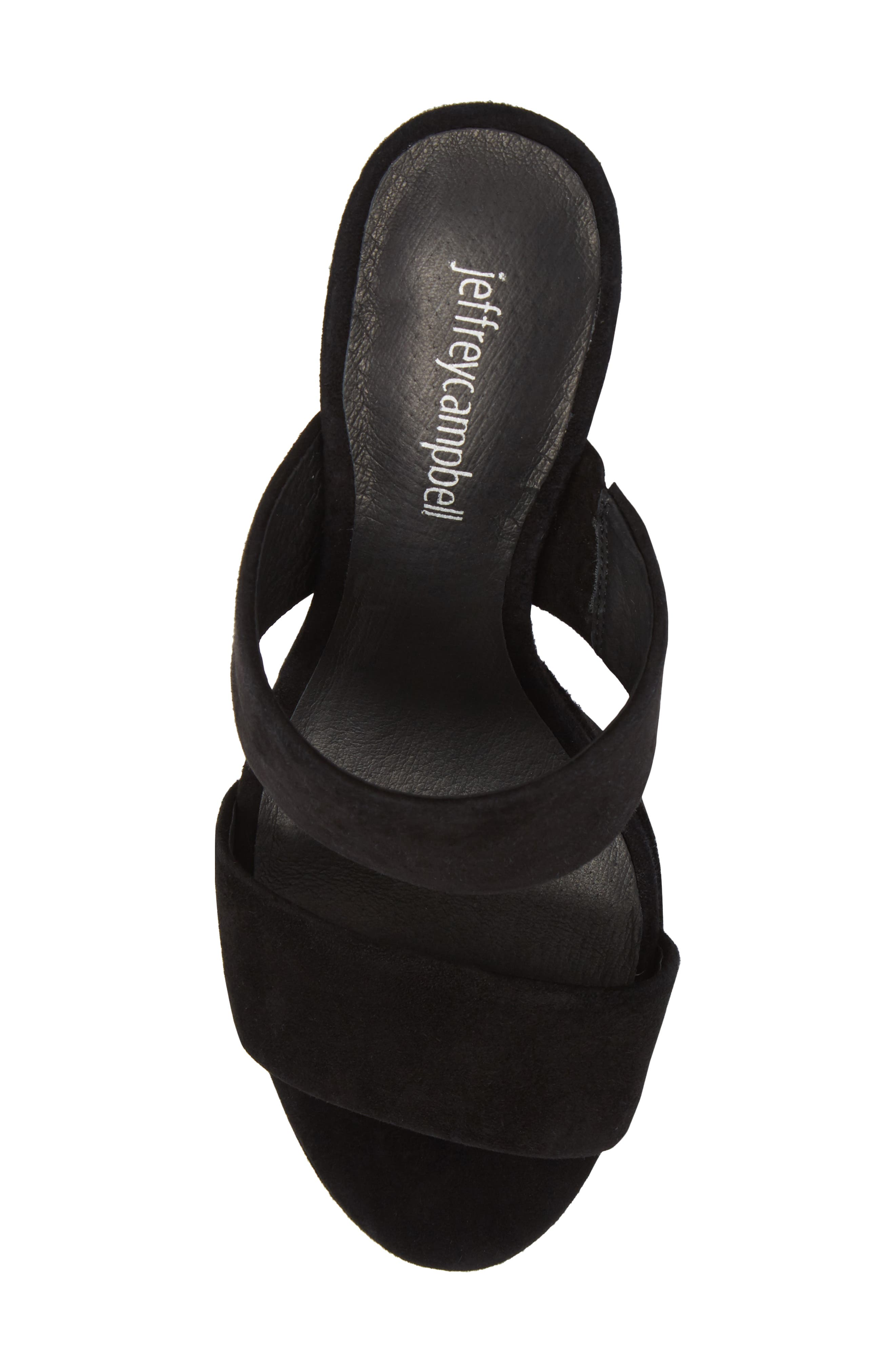 Adriana Double Band Platform Sandal,                             Alternate thumbnail 5, color,                             005
