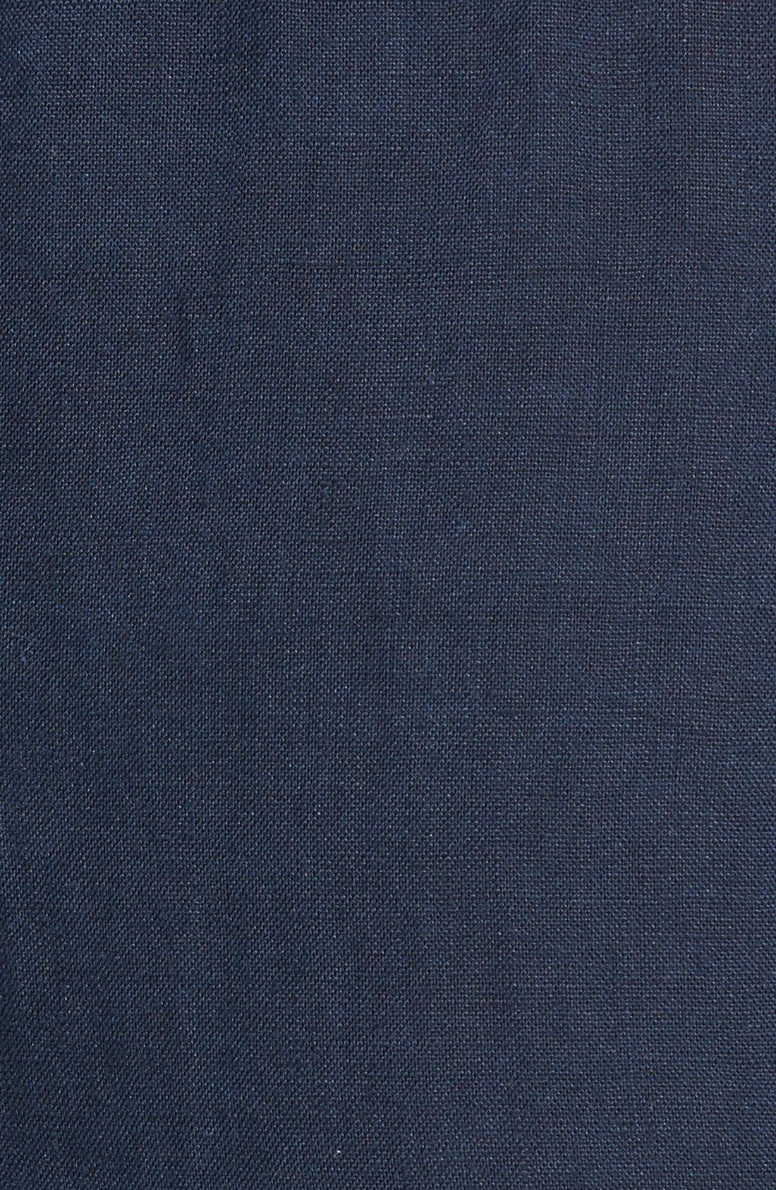 'New Linen on the Beach' Easy Fit Pants,                             Alternate thumbnail 27, color,
