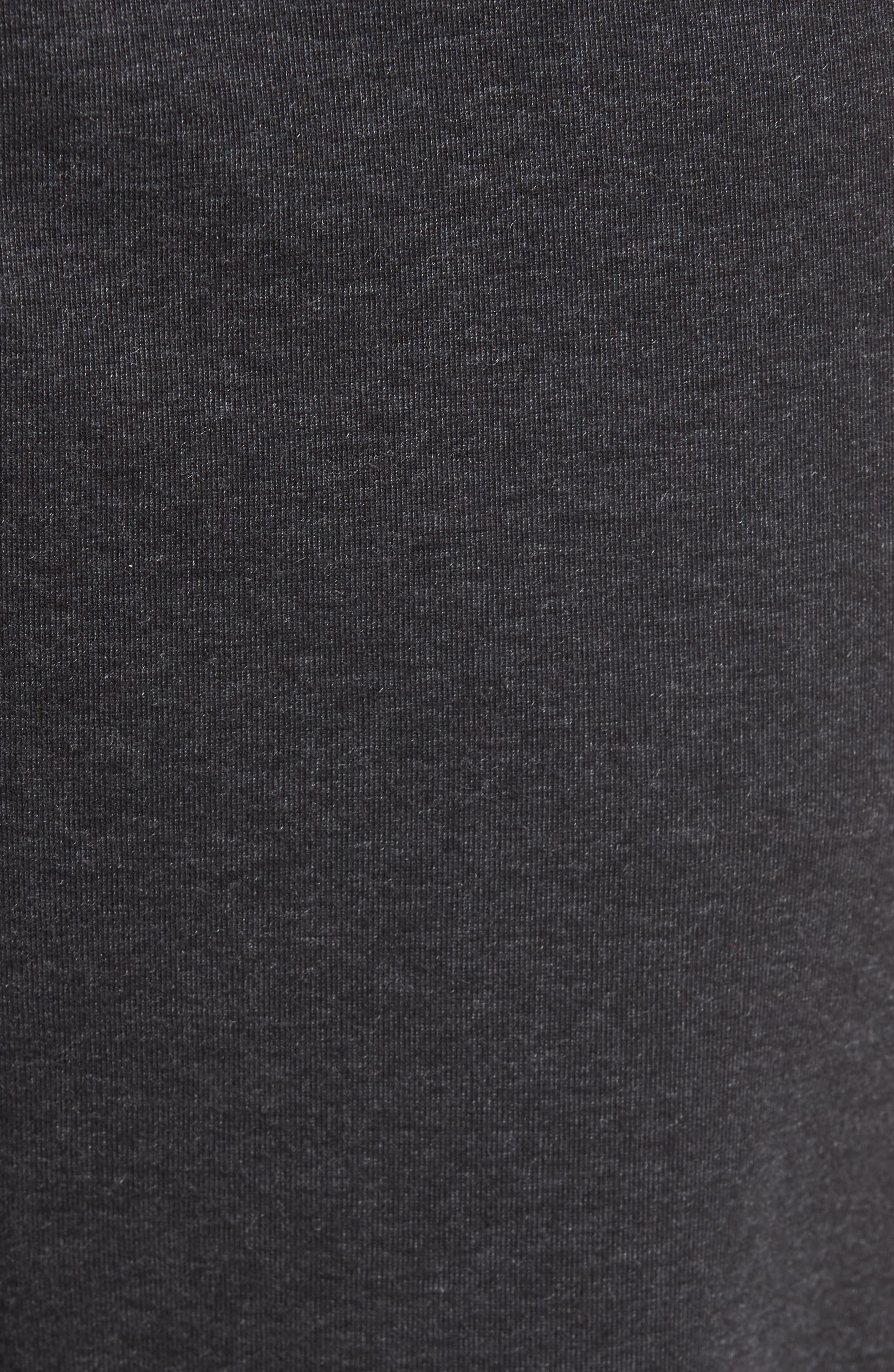 Knit Jogger Pants,                             Alternate thumbnail 5, color,                             001
