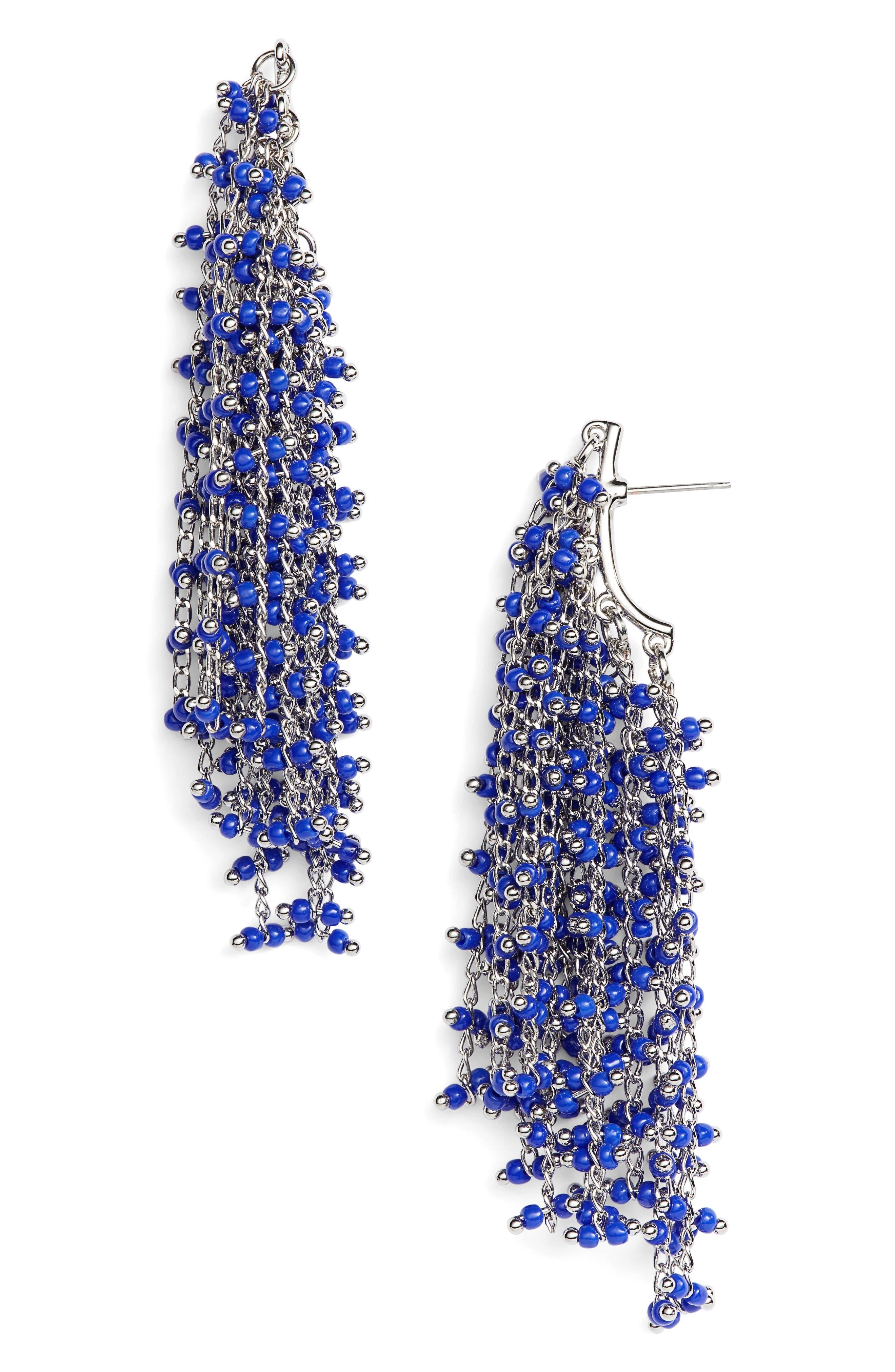 Waterfall Drop Earrings,                         Main,                         color, 040