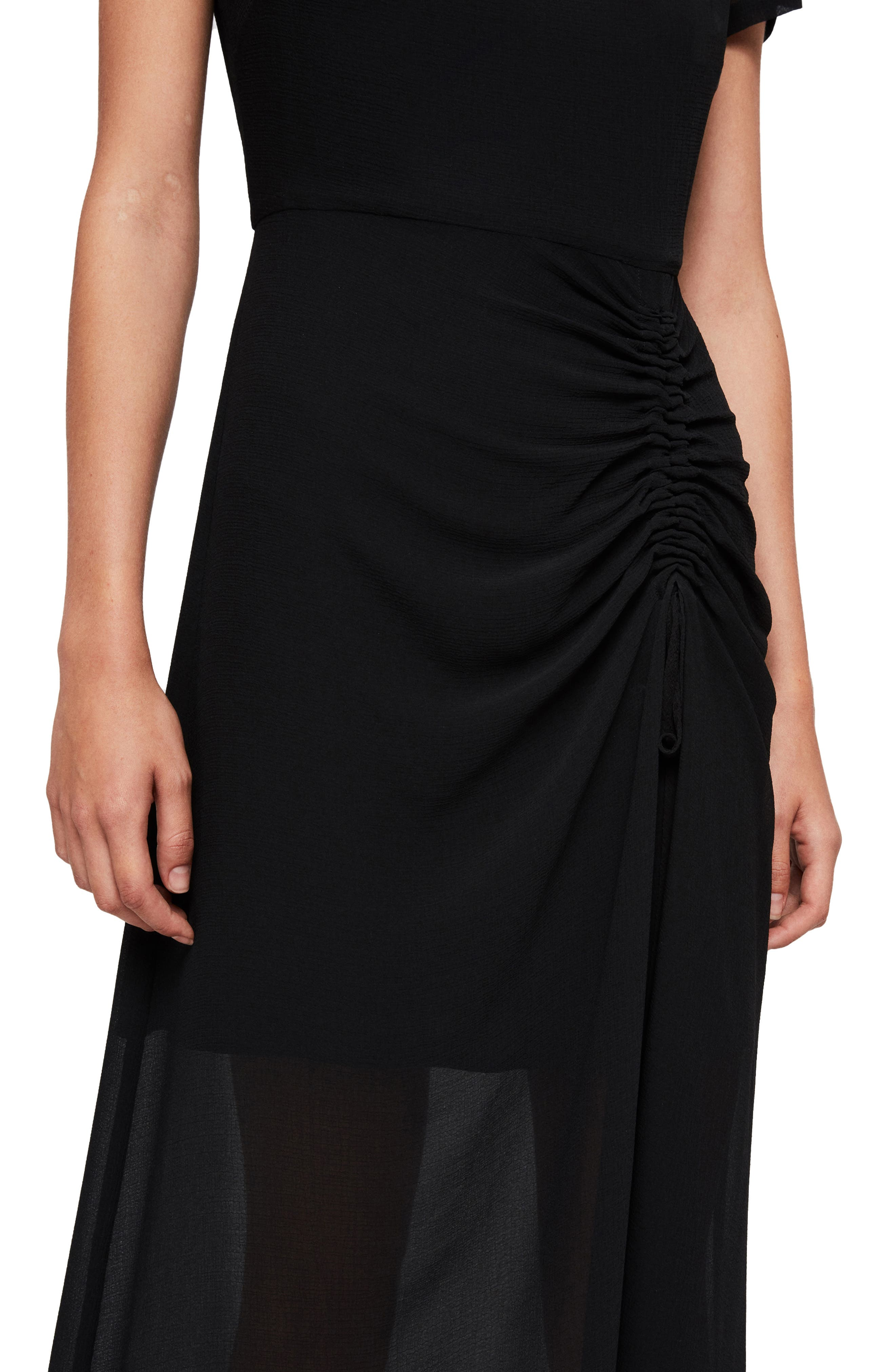 Ariya Dress,                             Alternate thumbnail 3, color,                             001