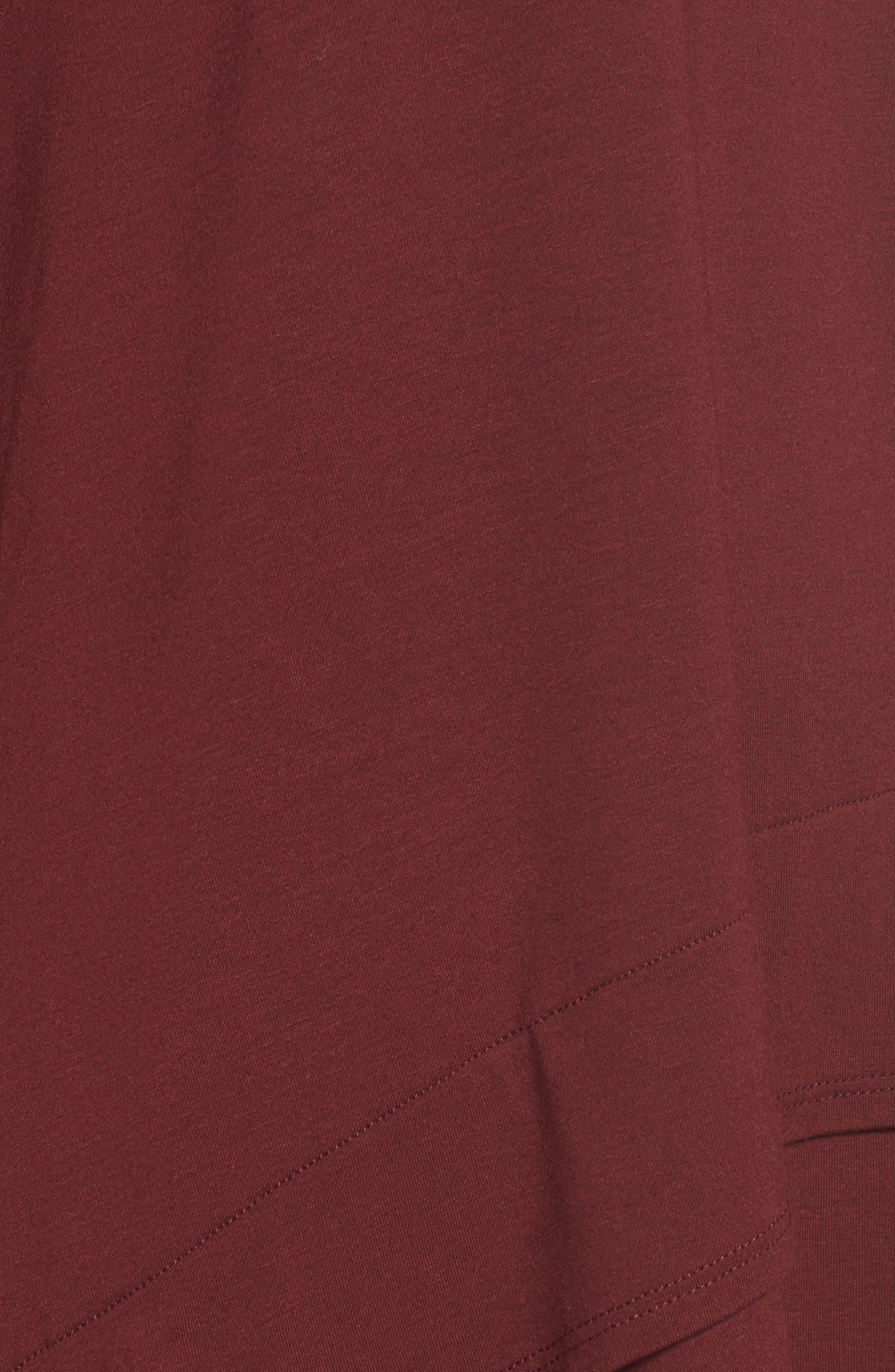 Tiered Handkerchief Hem Tunic,                             Alternate thumbnail 25, color,