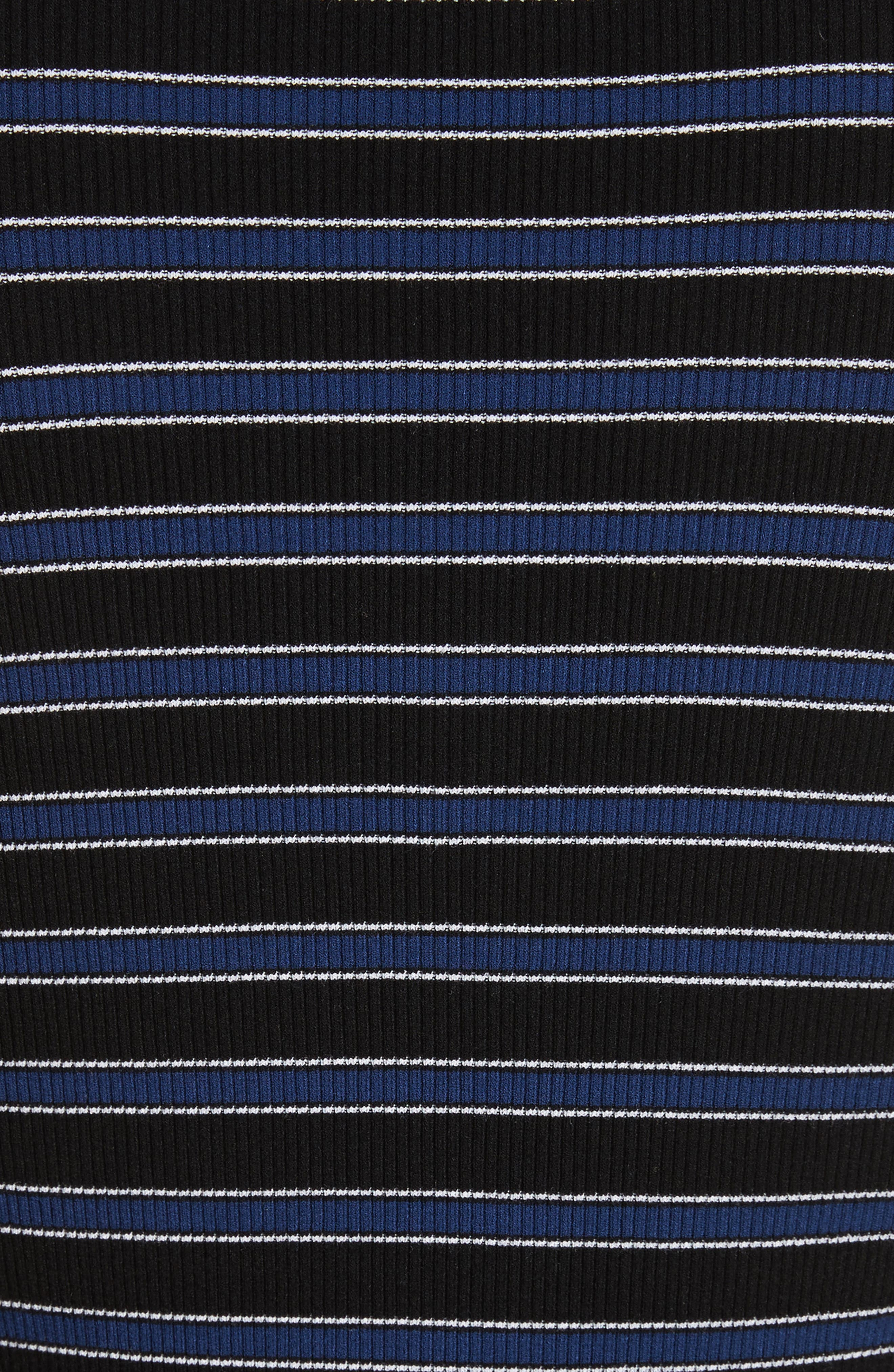 Stripe Top,                             Alternate thumbnail 5, color,
