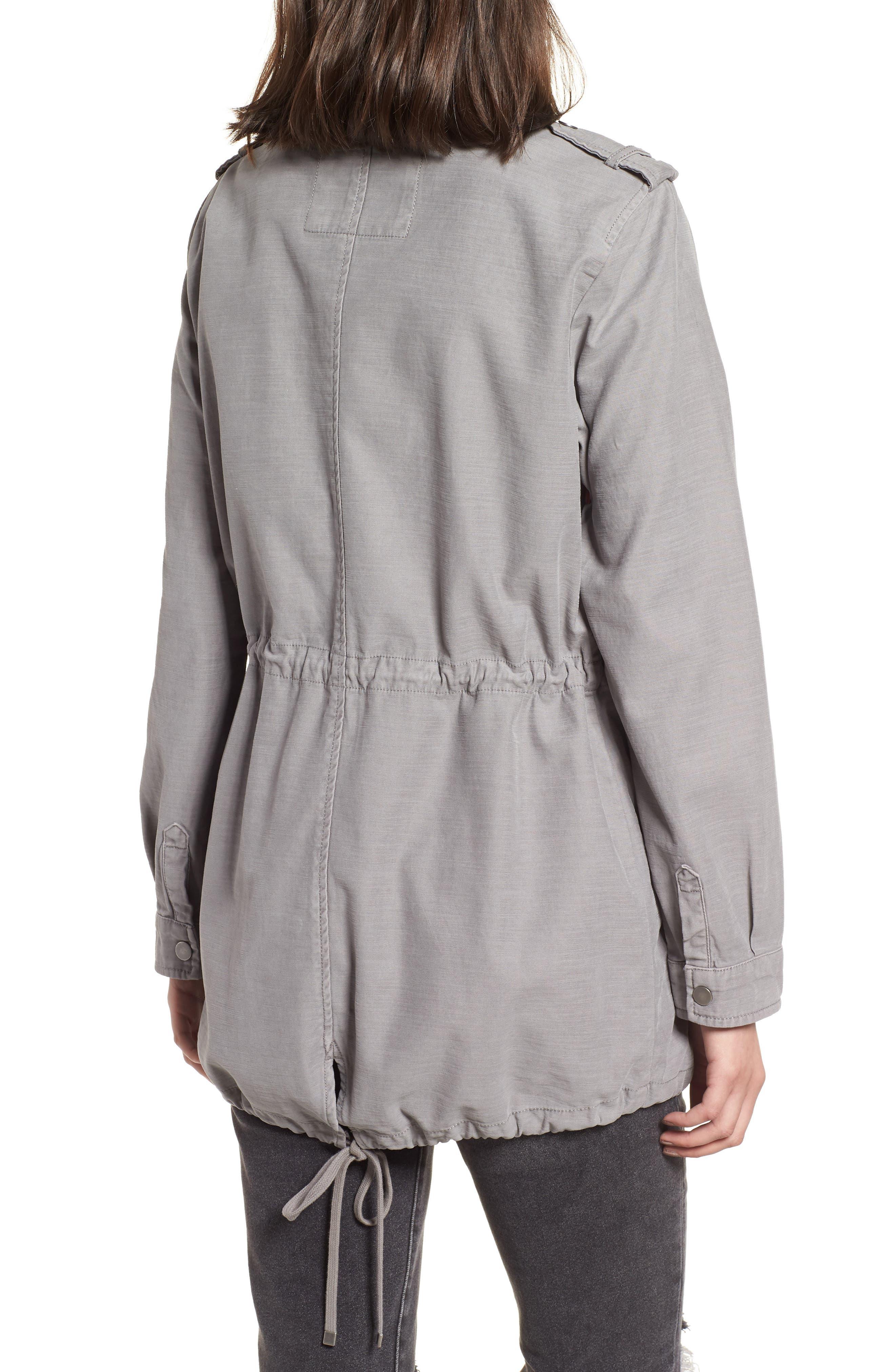 Cotton 4-Pocket Jacket,                             Alternate thumbnail 2, color,                             030