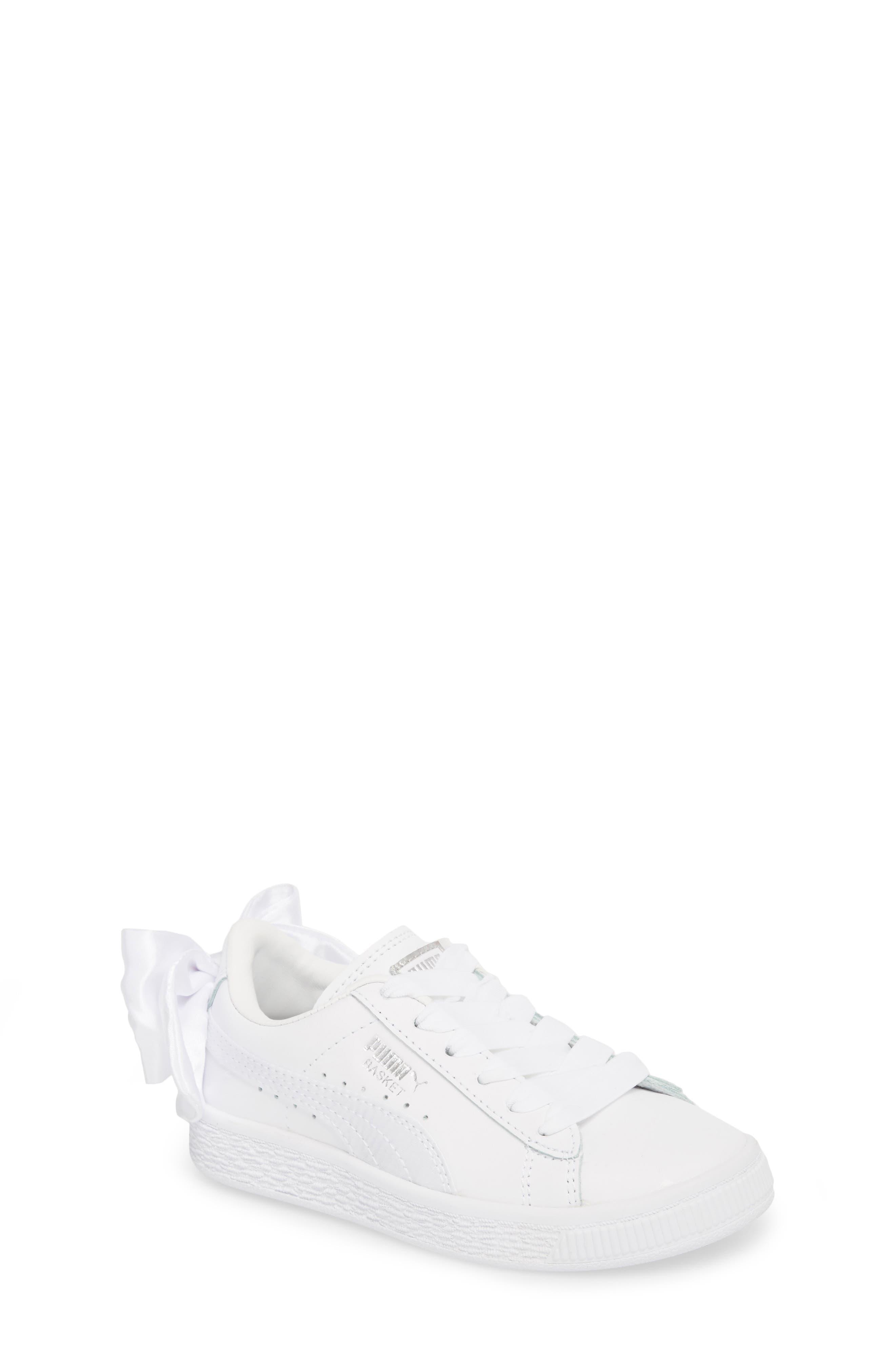 Basket Bow AC Sneaker,                         Main,                         color, 100