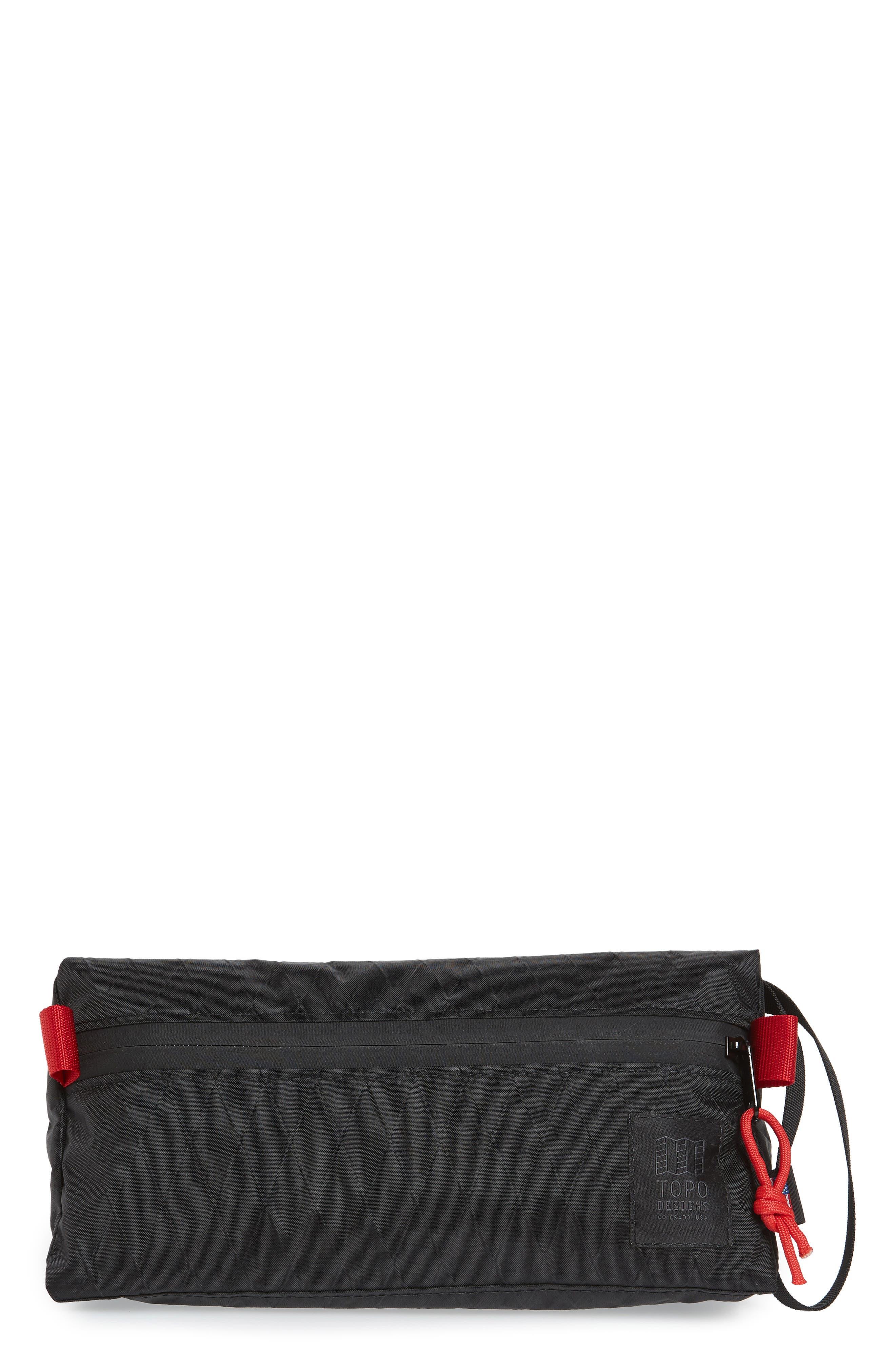 X-Pac Dopp Kit,                         Main,                         color, X-PAC BLACK