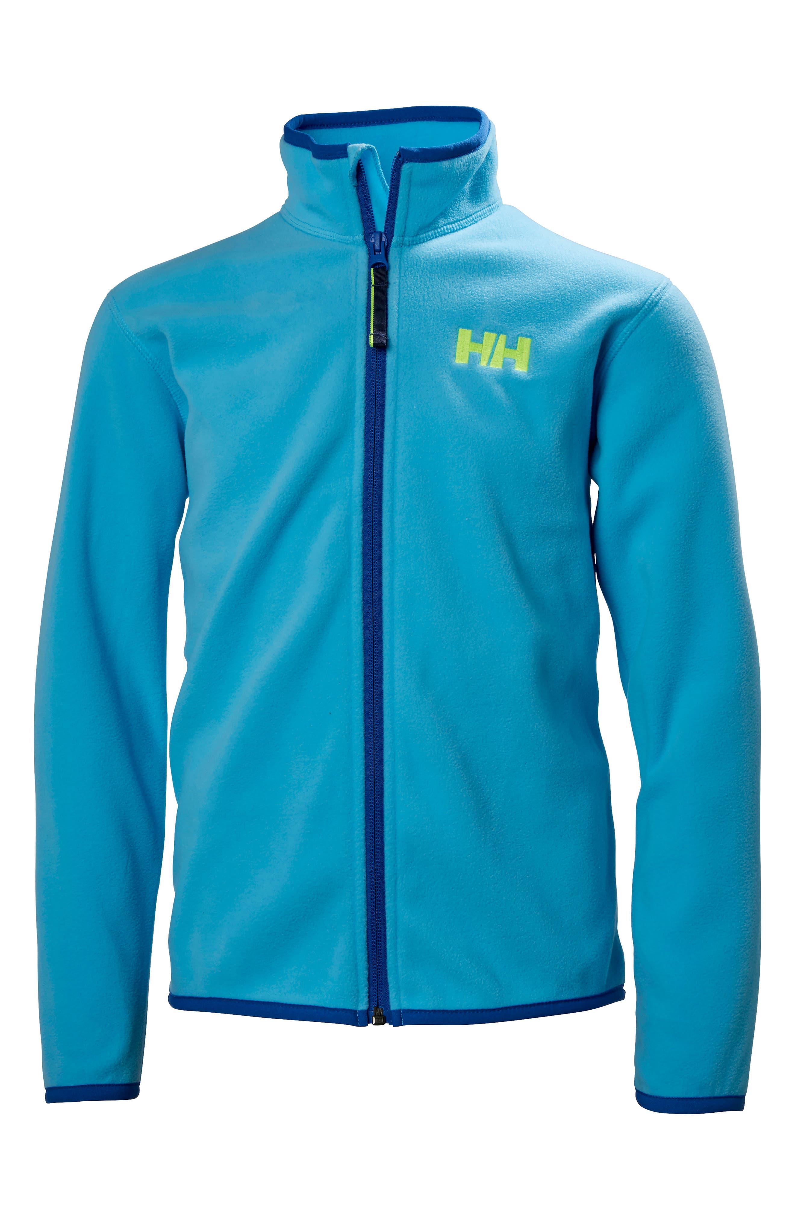 Jr. Daybreaker Polartec<sup>®</sup> Fleece Jacket,                             Main thumbnail 1, color,                             400