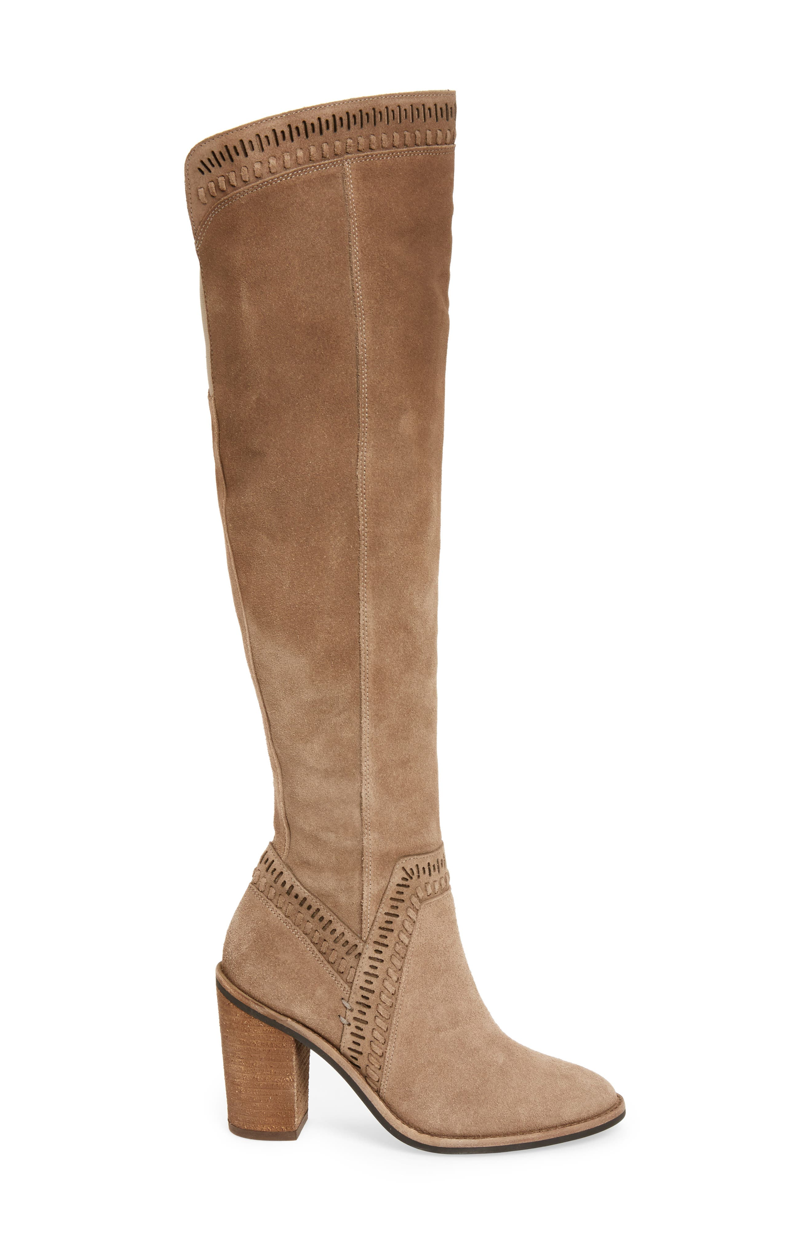 Madolee Over the Knee Boot,                             Alternate thumbnail 11, color,