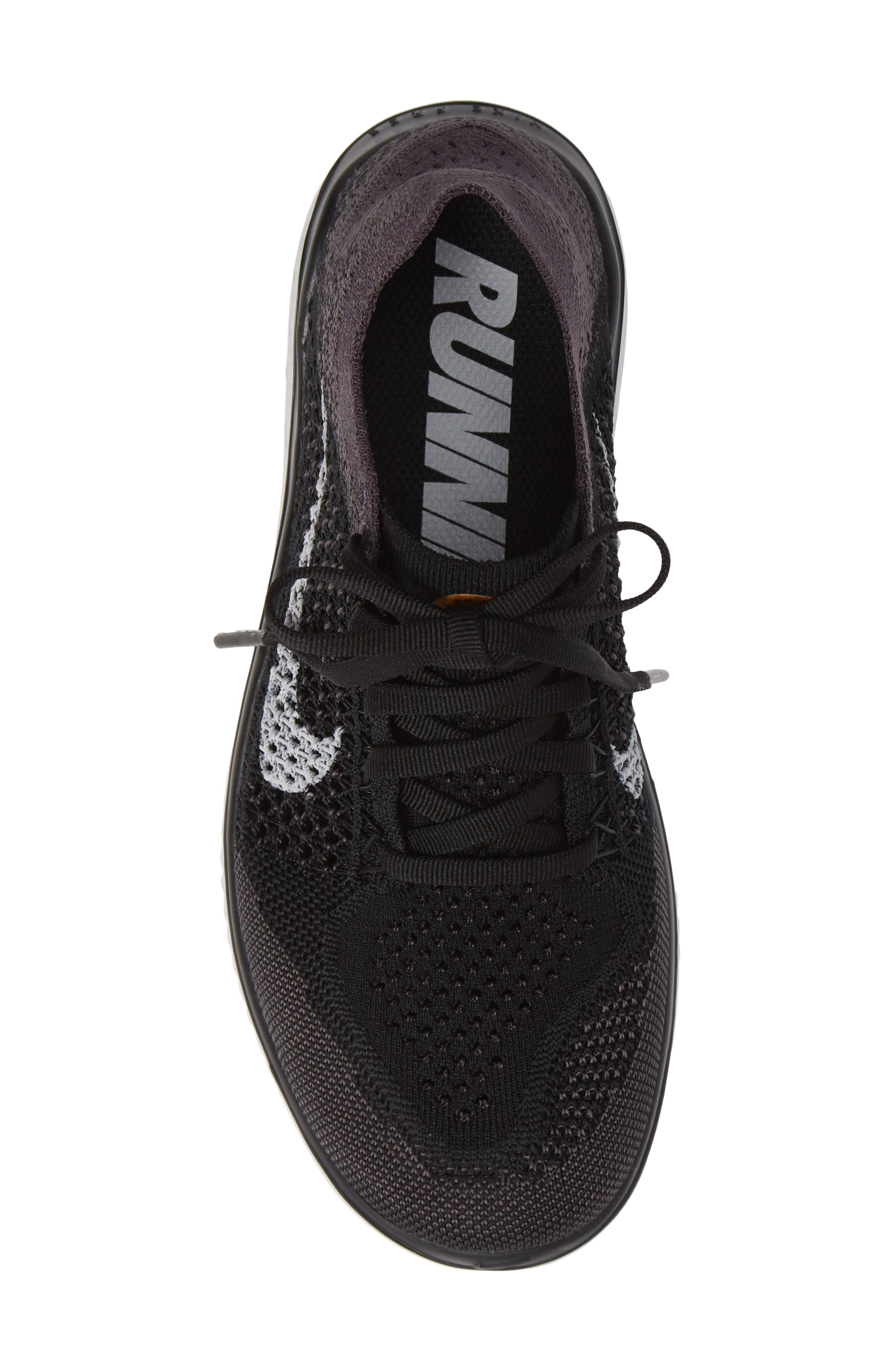 Free RN Flyknit 2018 Running Shoe,                             Alternate thumbnail 45, color,