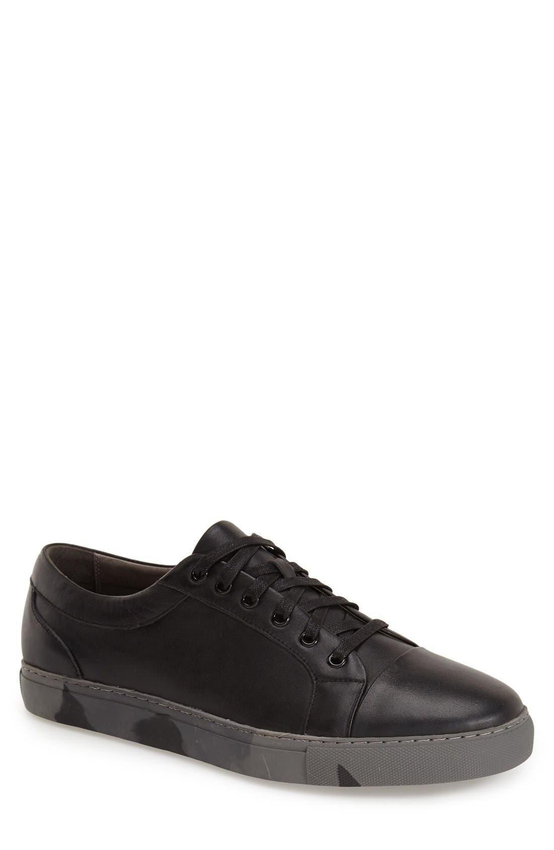 'Beats' Sneaker,                         Main,                         color, BLACK