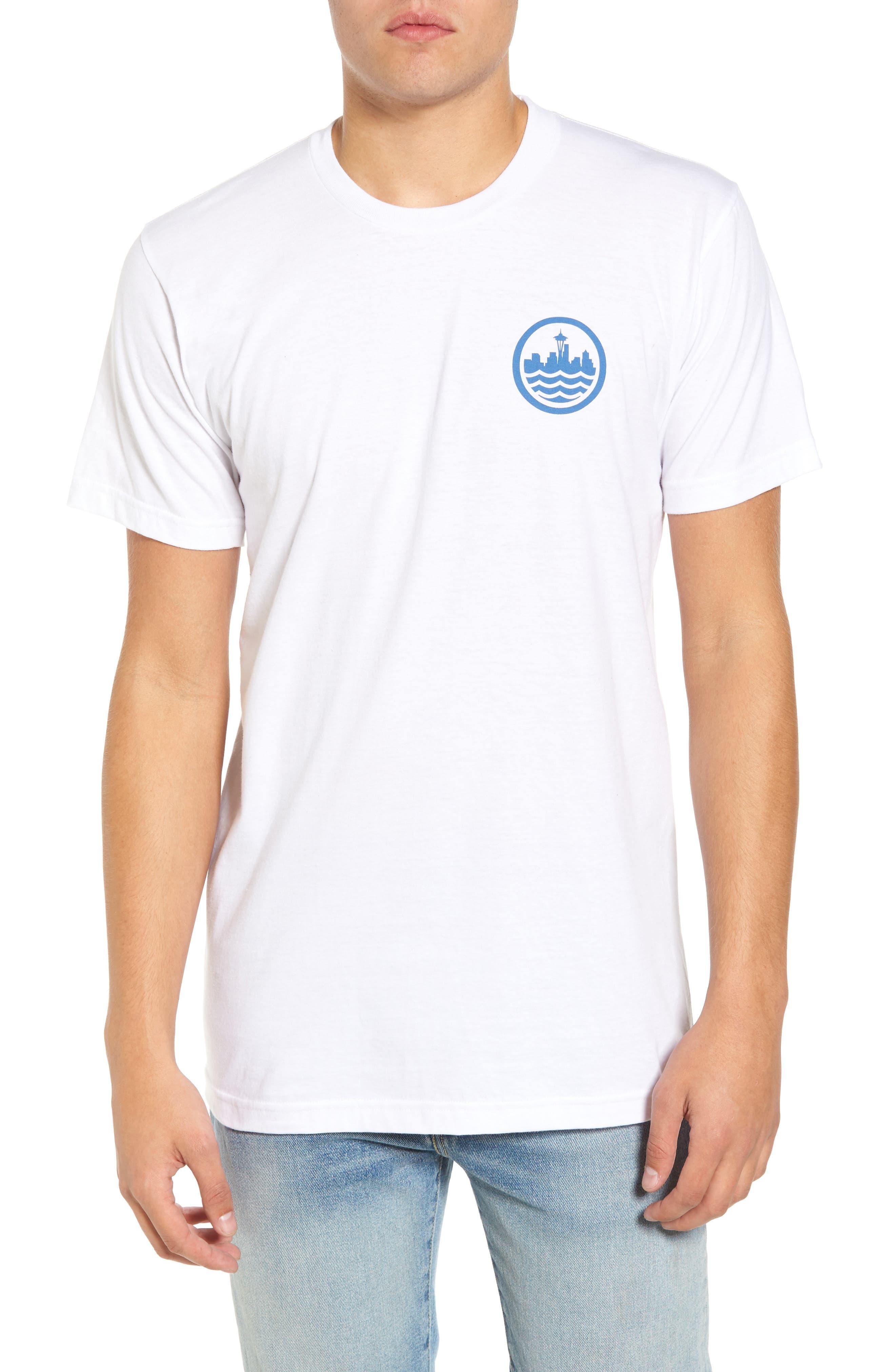 Sea Graphic T-Shirt,                         Main,                         color,