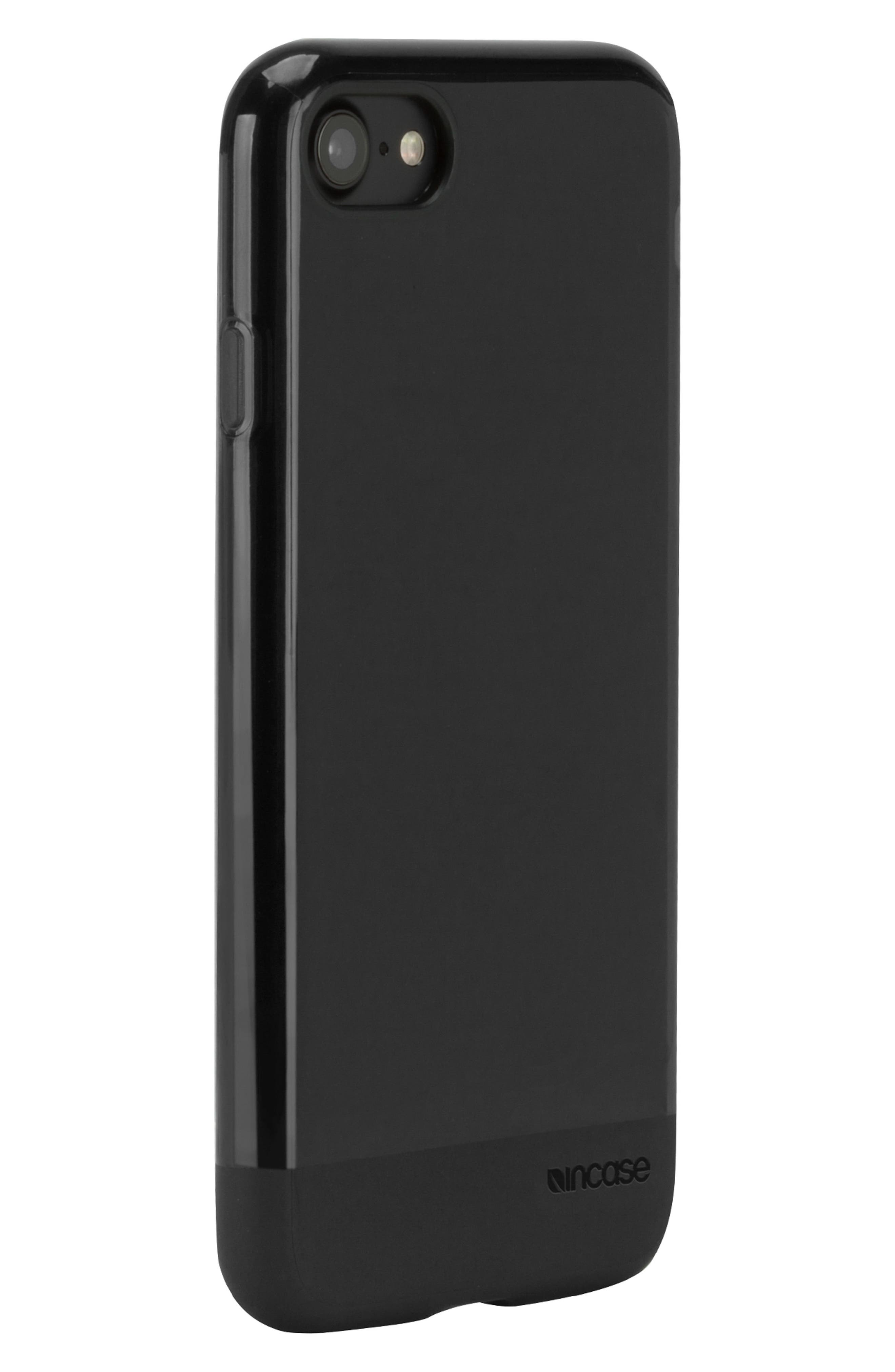 Protective iPhone 7/8 Case,                             Alternate thumbnail 6, color,                             BLACK
