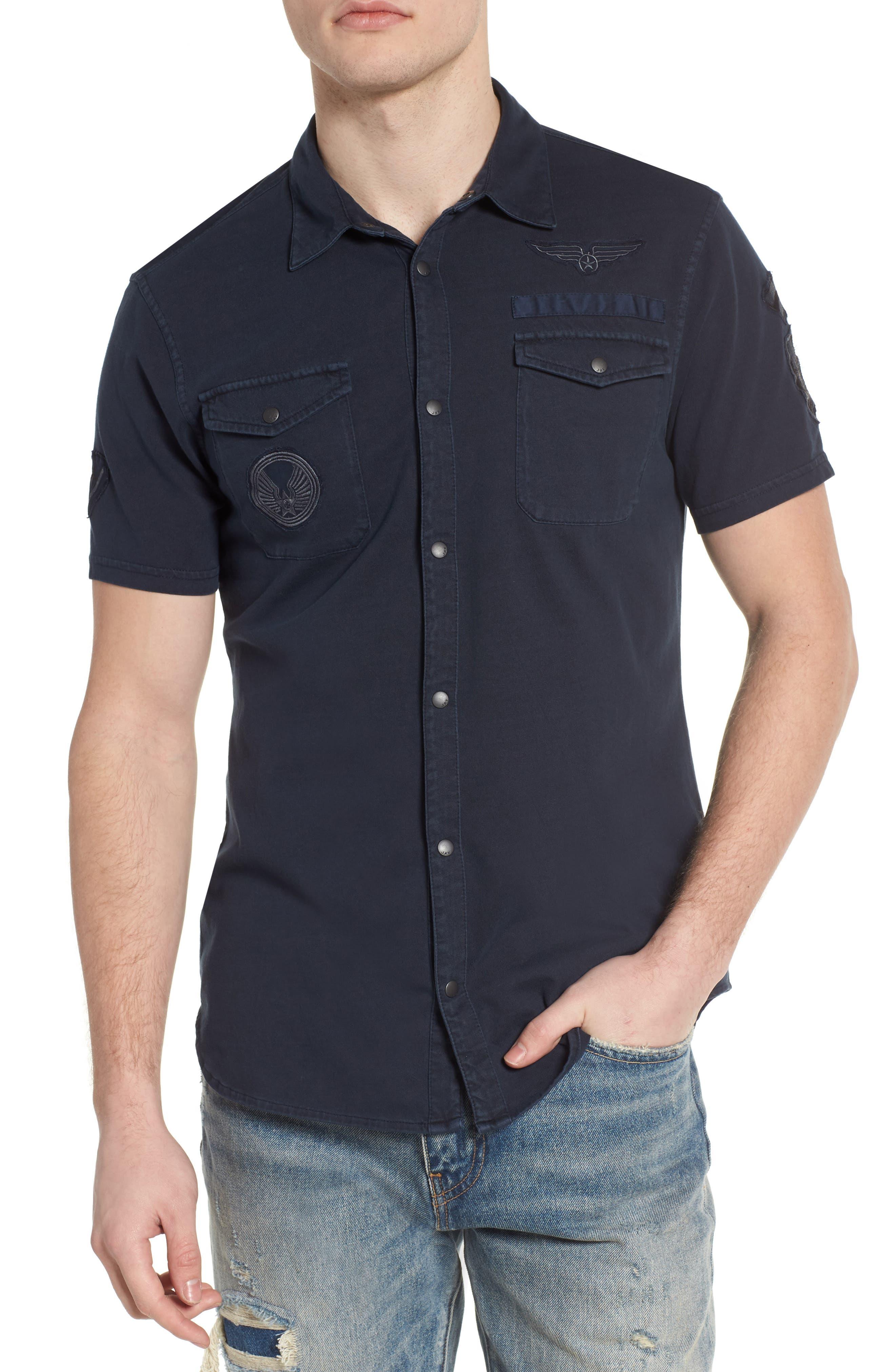 Extra Slim Fit Sport Shirt,                             Main thumbnail 1, color,                             490