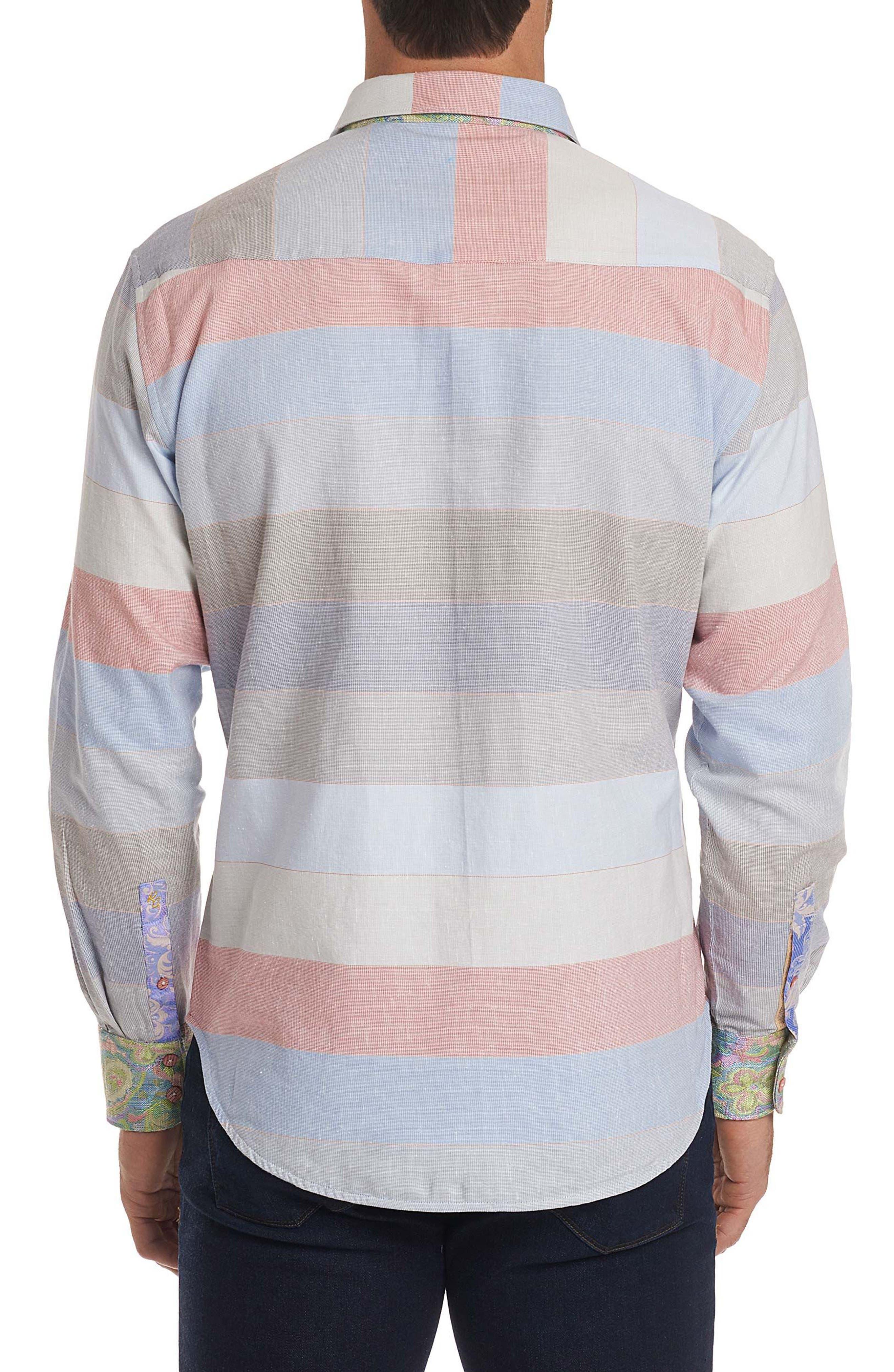 Denim Rays Limited Edition Sport Shirt,                             Alternate thumbnail 2, color,                             400