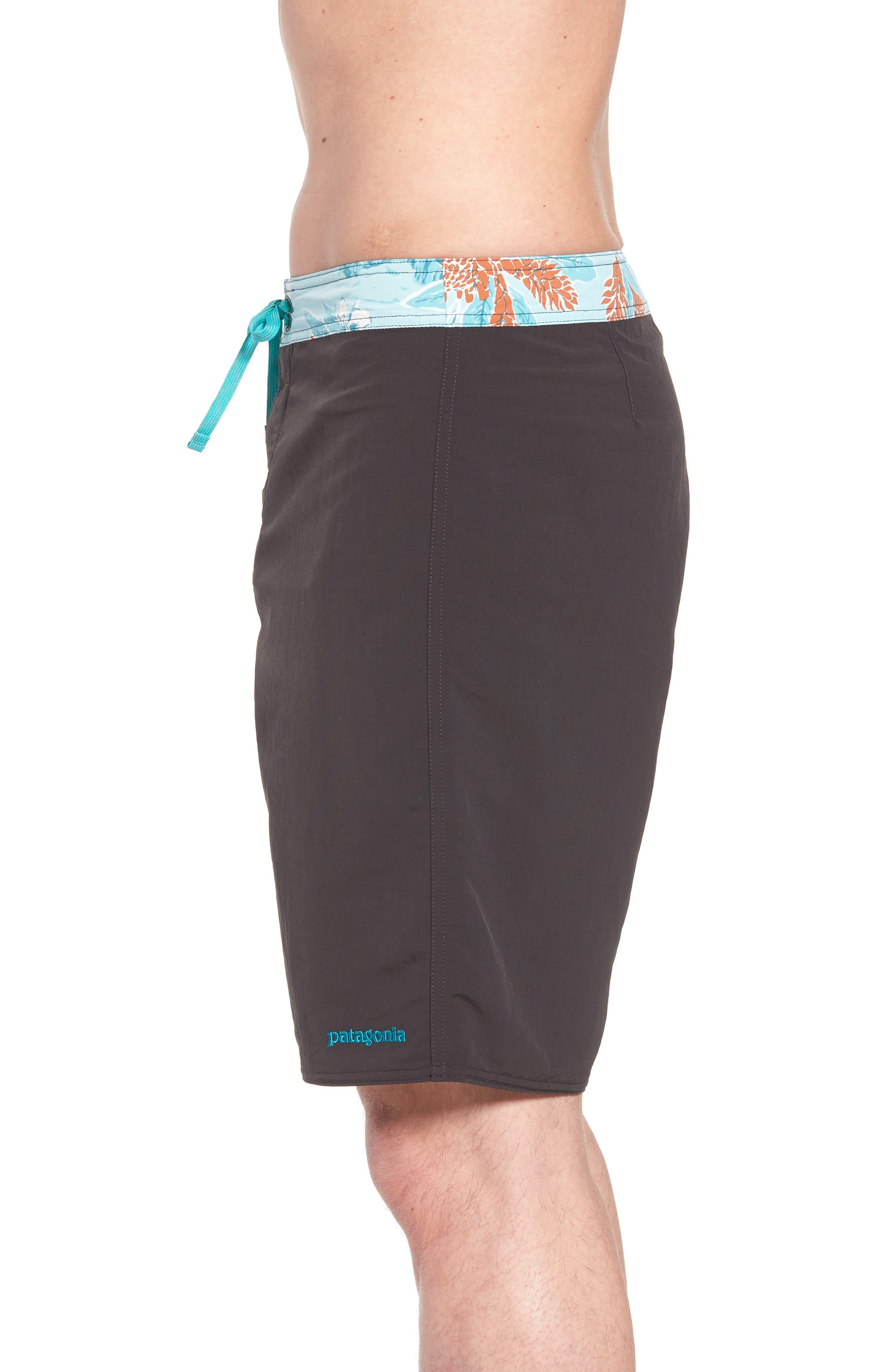 Wavefarer Board Shorts,                             Alternate thumbnail 4, color,                             001