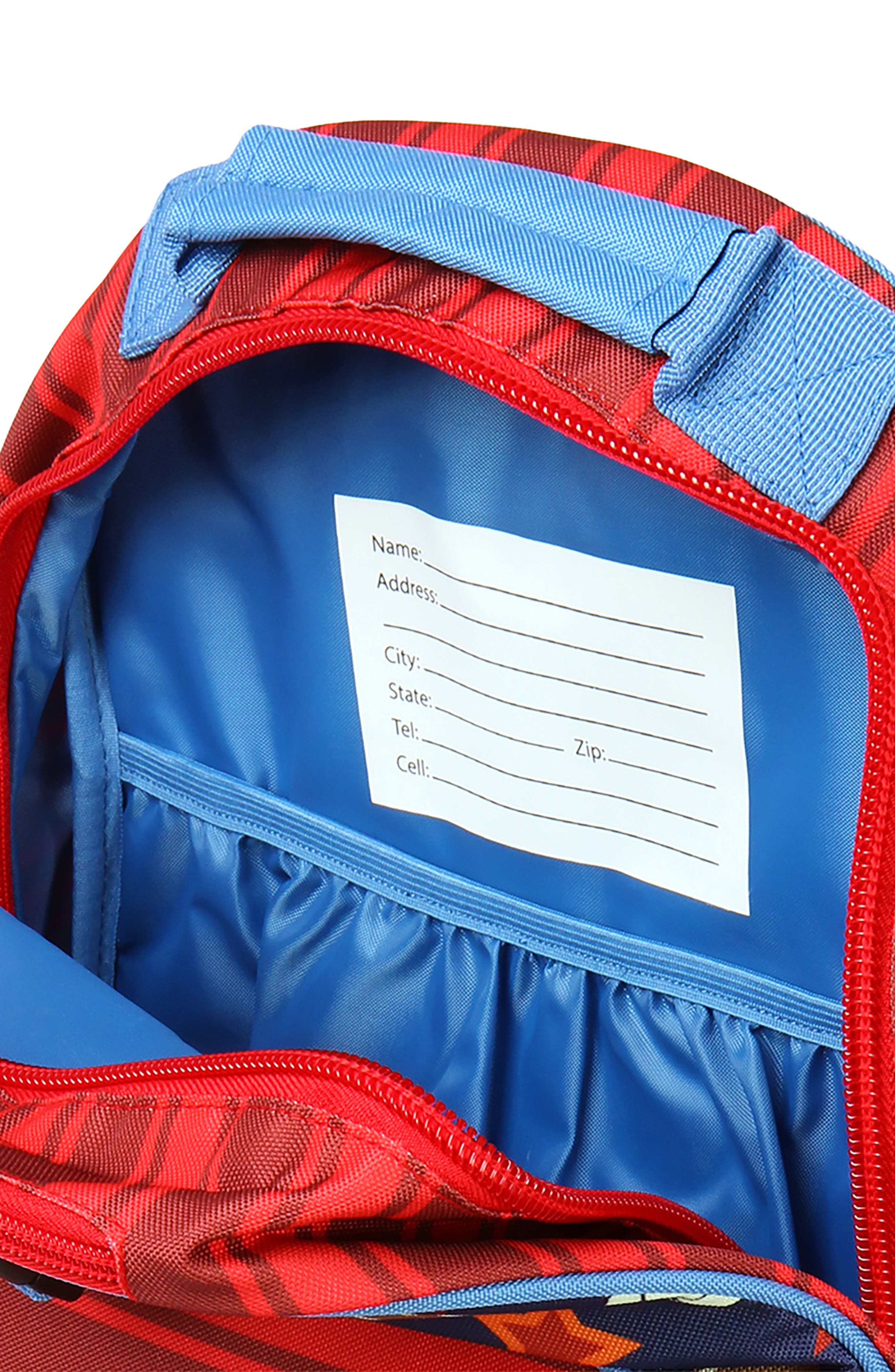 STEPHEN JOSEPH,                             Sports Backpack & Lunchbox,                             Alternate thumbnail 3, color,                             SPORTS