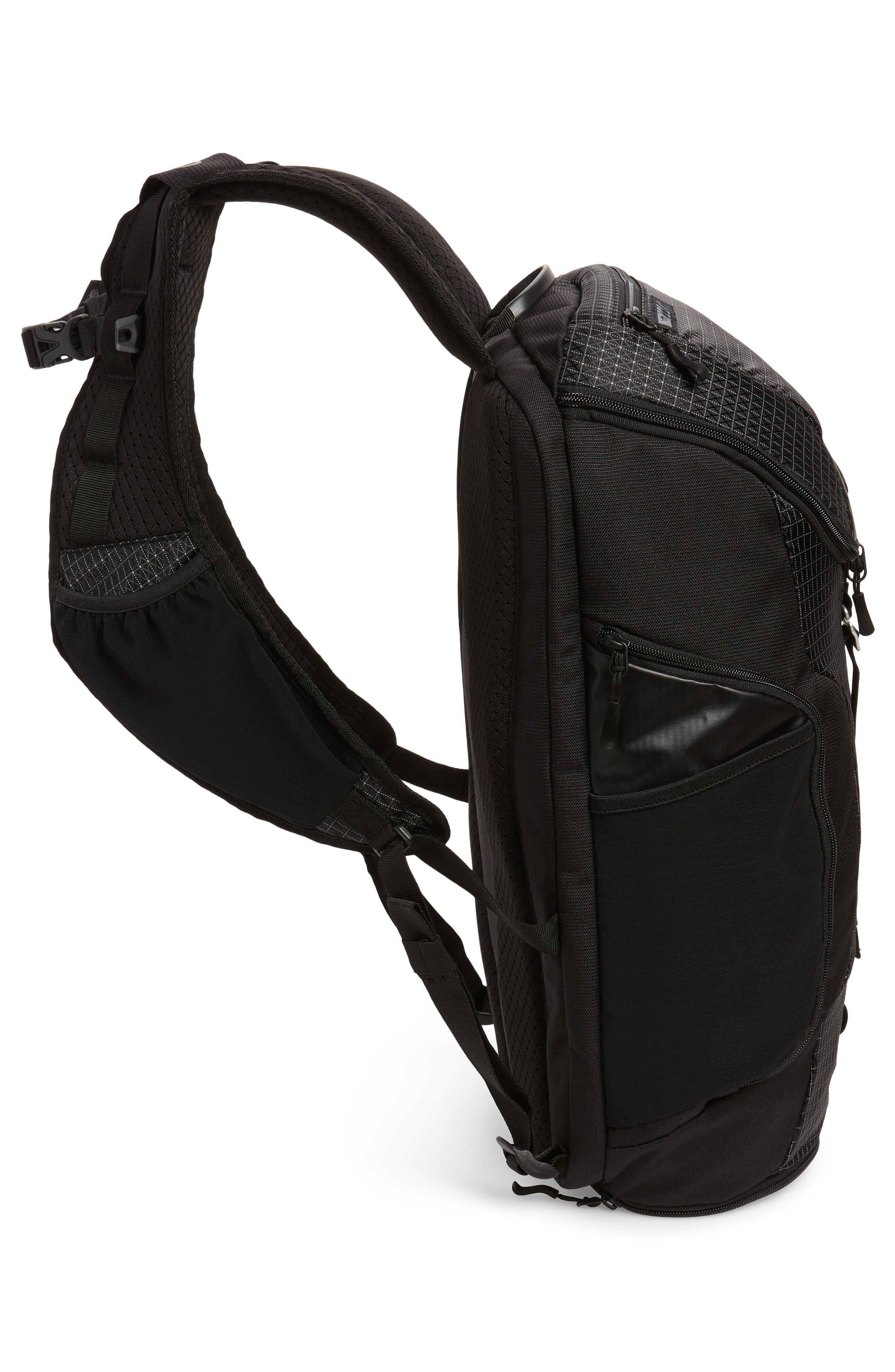 OAKLEY,                             Link Backpack,                             Alternate thumbnail 5, color,                             BLACKOUT
