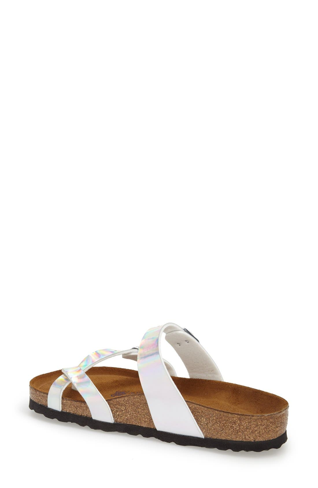 'Mayari' Birko-Flor<sup>™</sup> Sandal,                             Alternate thumbnail 2, color,                             040