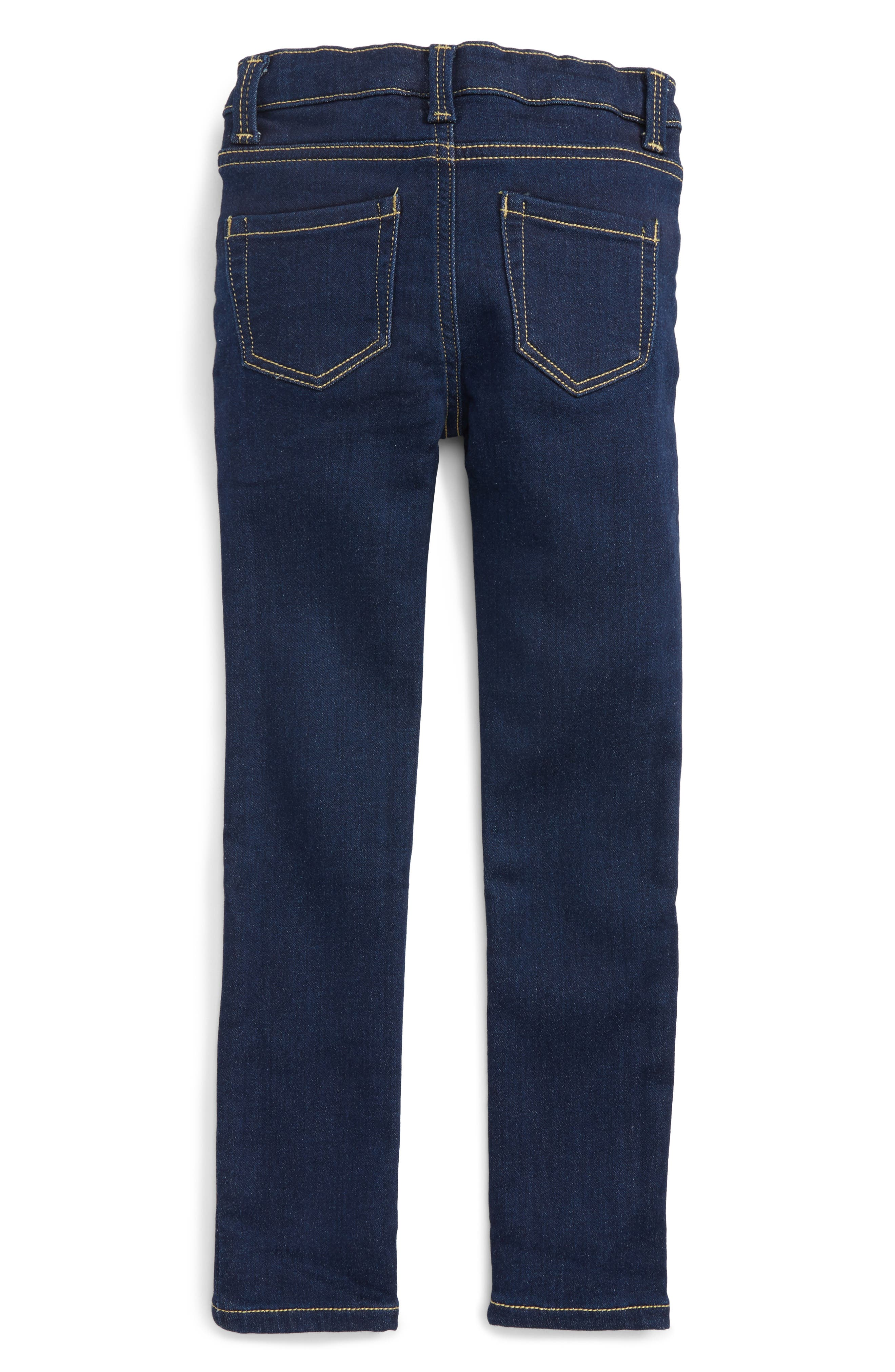 Taylor Skinny Jeans,                             Alternate thumbnail 4, color,