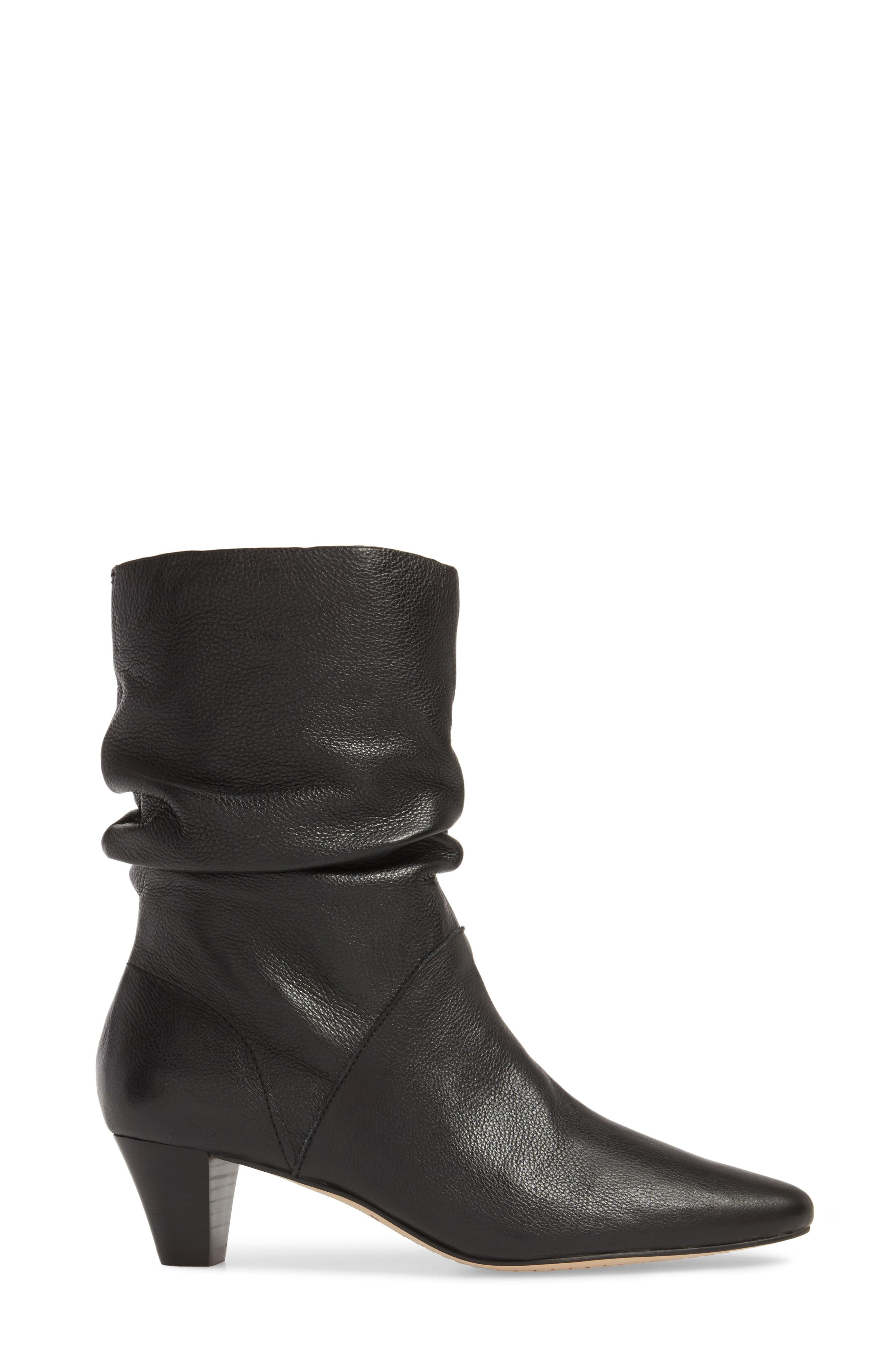 Nica Slouchy Boot,                             Alternate thumbnail 3, color,                             002