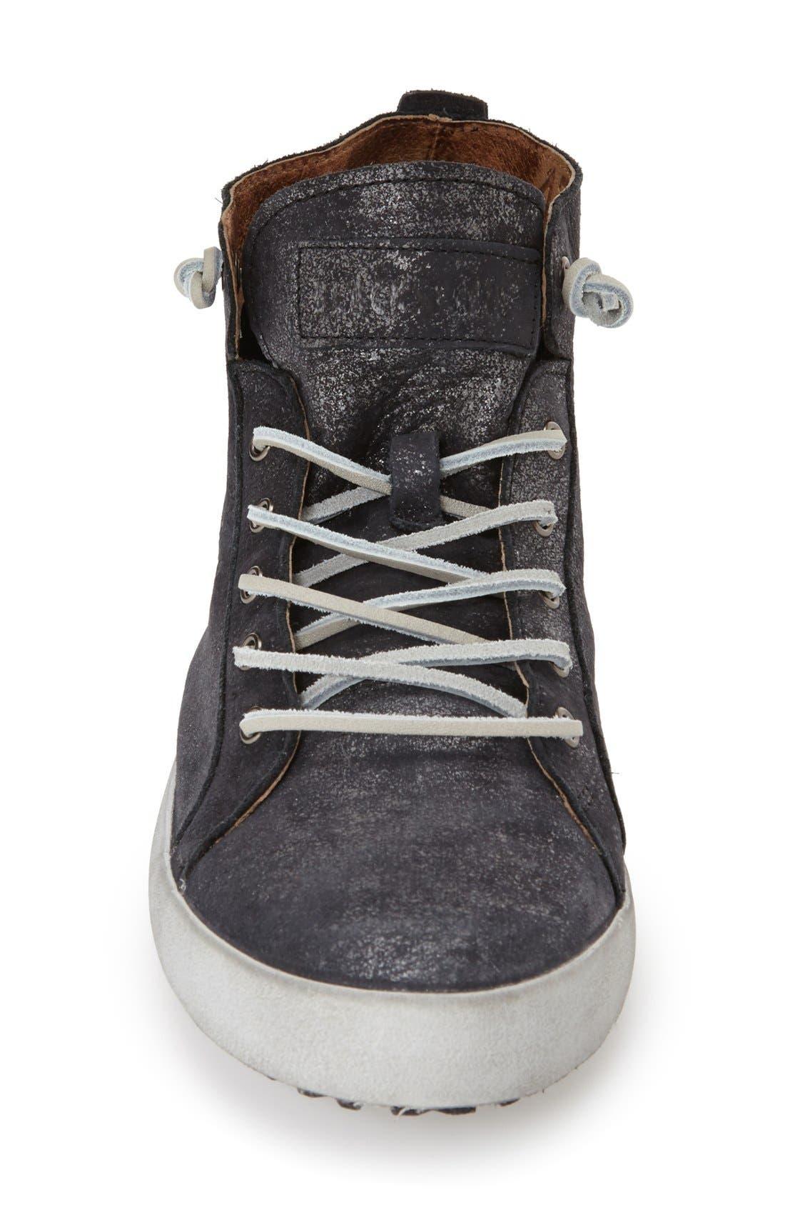 'JM 02' High Top Sneaker,                             Alternate thumbnail 6, color,