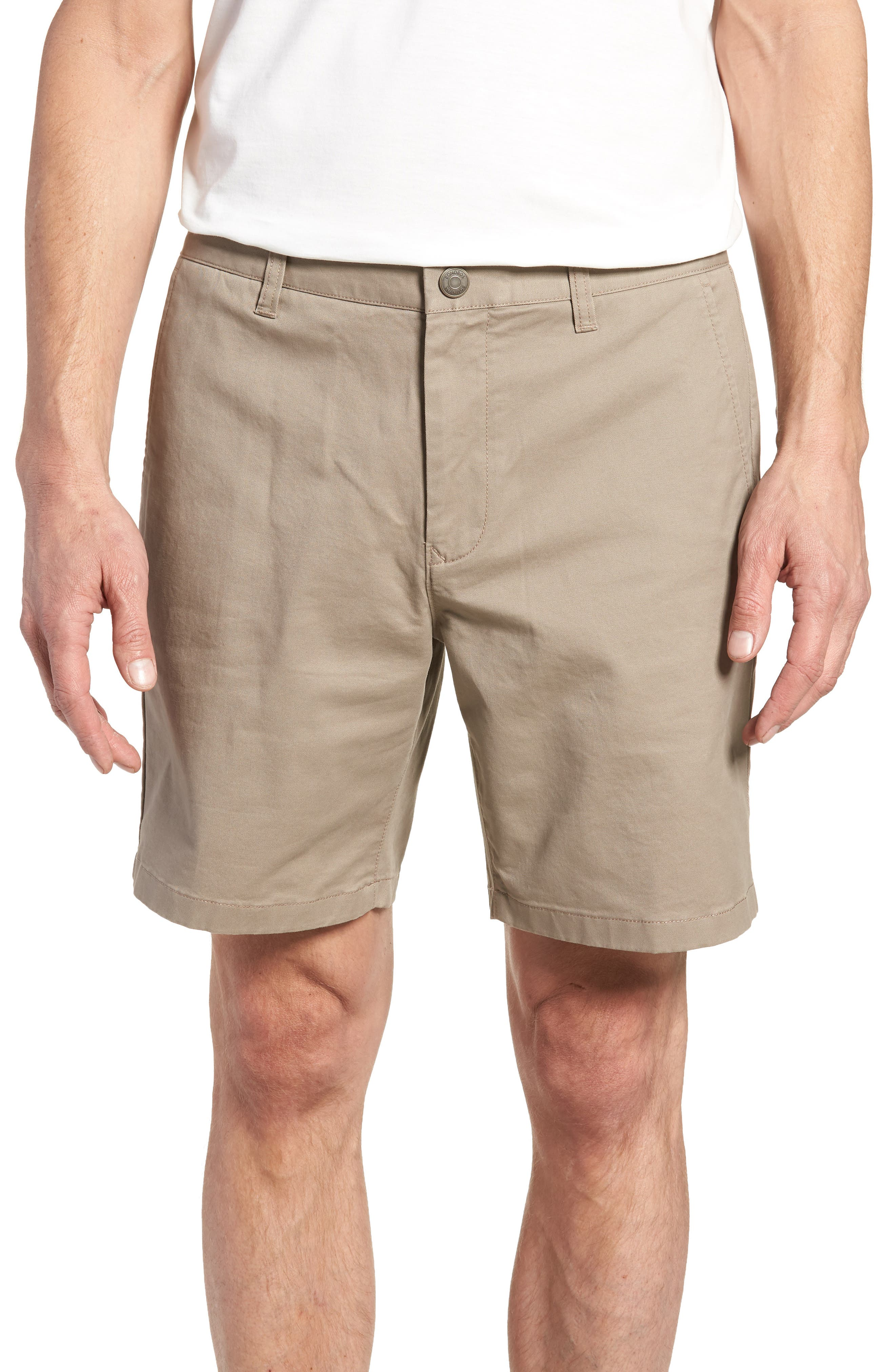 Stretch Chino 7-Inch Shorts,                         Main,                         color,