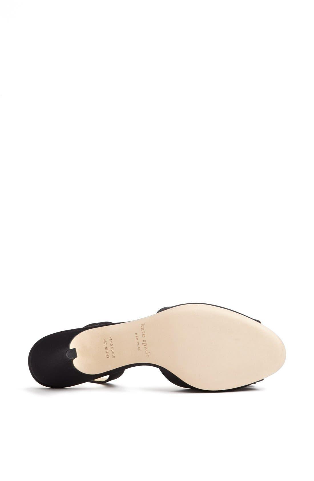 'emelia' sandal,                             Alternate thumbnail 2, color,                             001