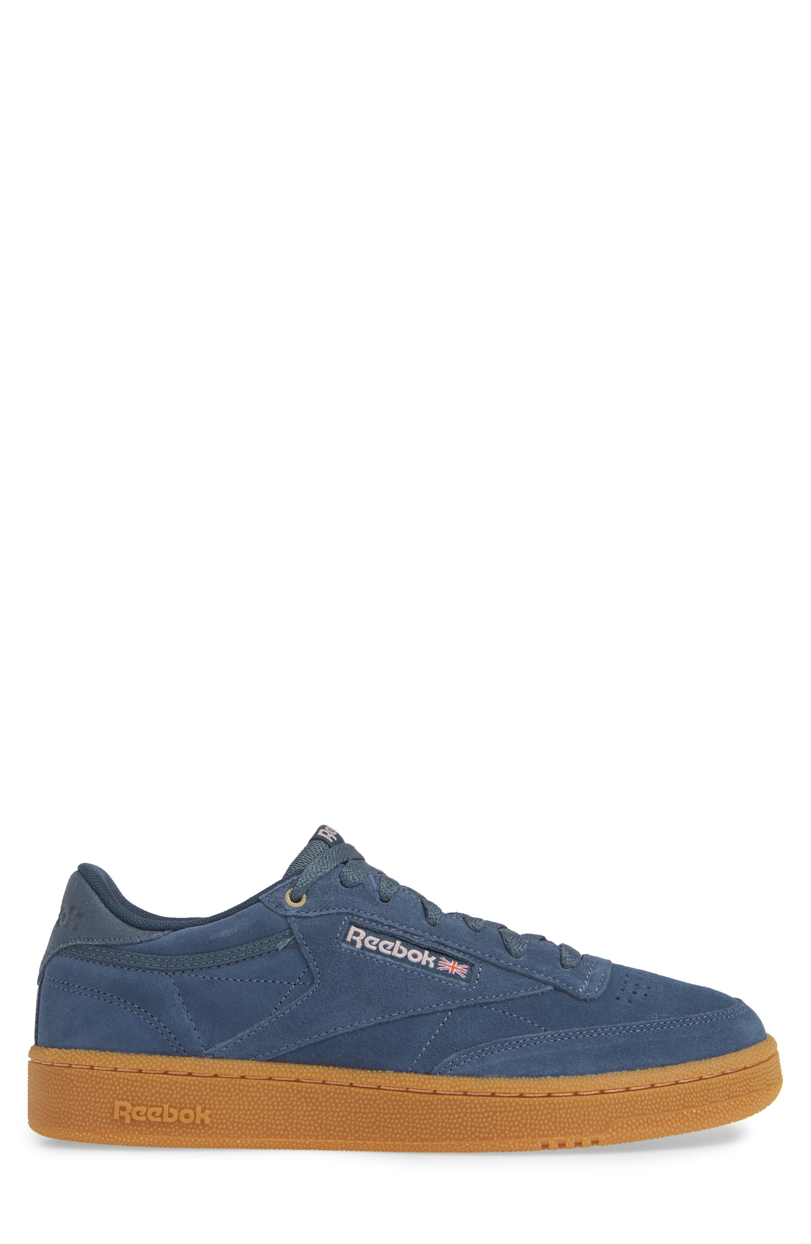 Club C 85 MU Sneaker,                             Alternate thumbnail 3, color,                             400