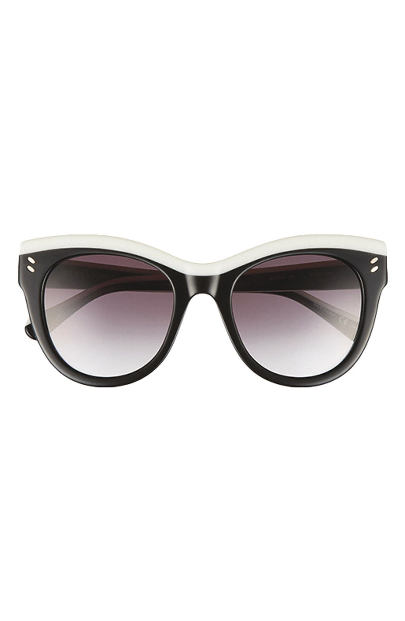 51mm Cat Eye Sunglasses,                             Alternate thumbnail 10, color,