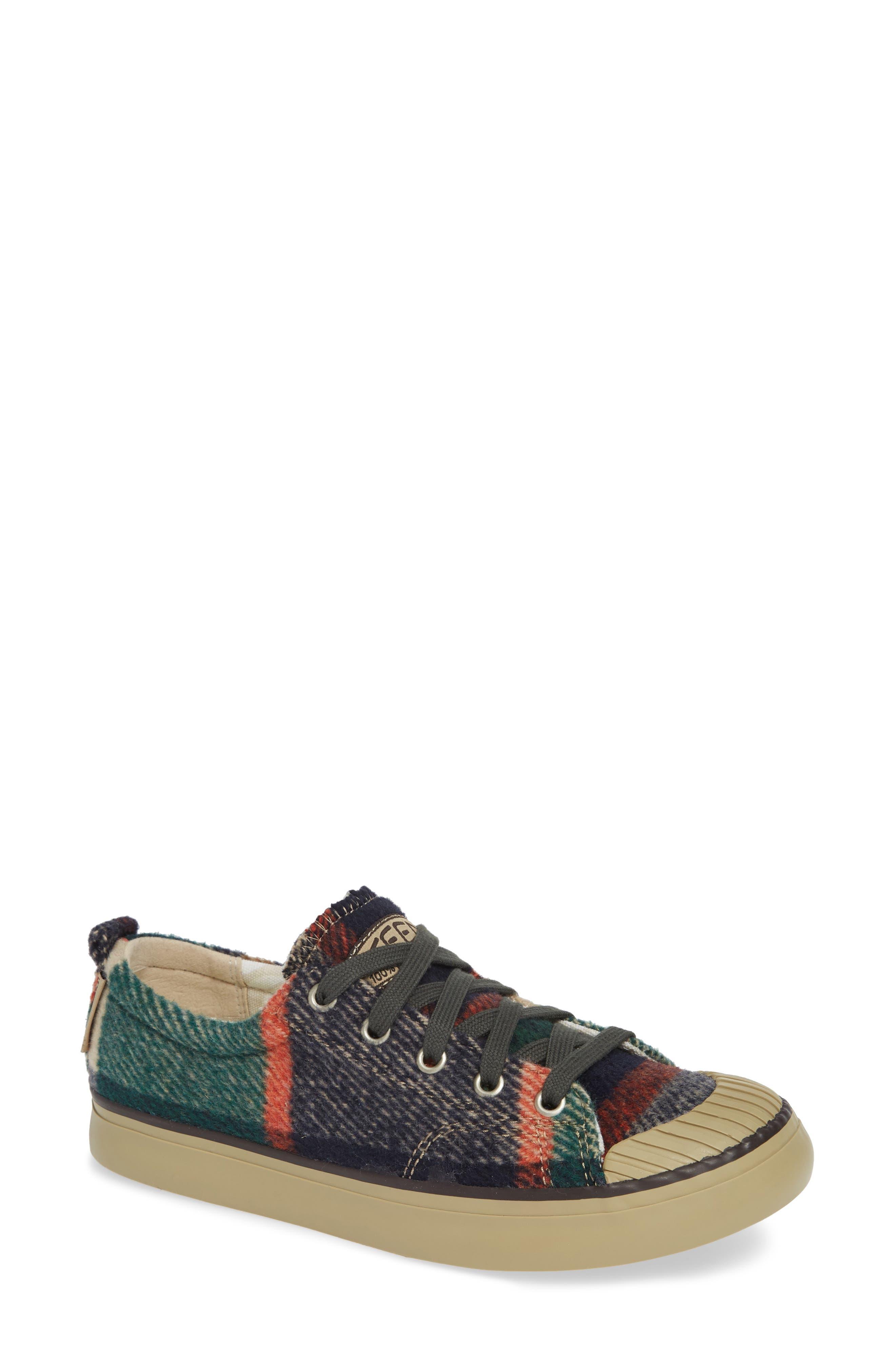KEEN,                             Elsa Fleece Sneaker,                             Main thumbnail 1, color,                             300