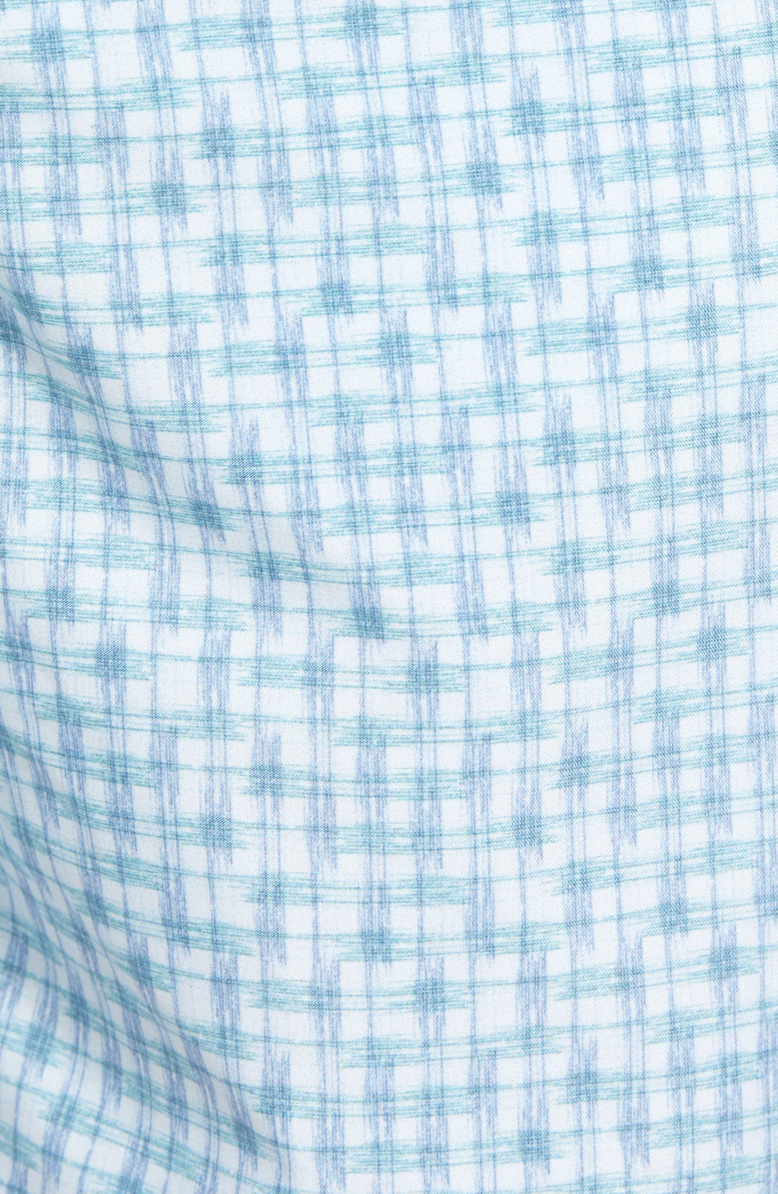 Ashby Swim Trunks,                             Alternate thumbnail 5, color,                             LIGHT BLUE