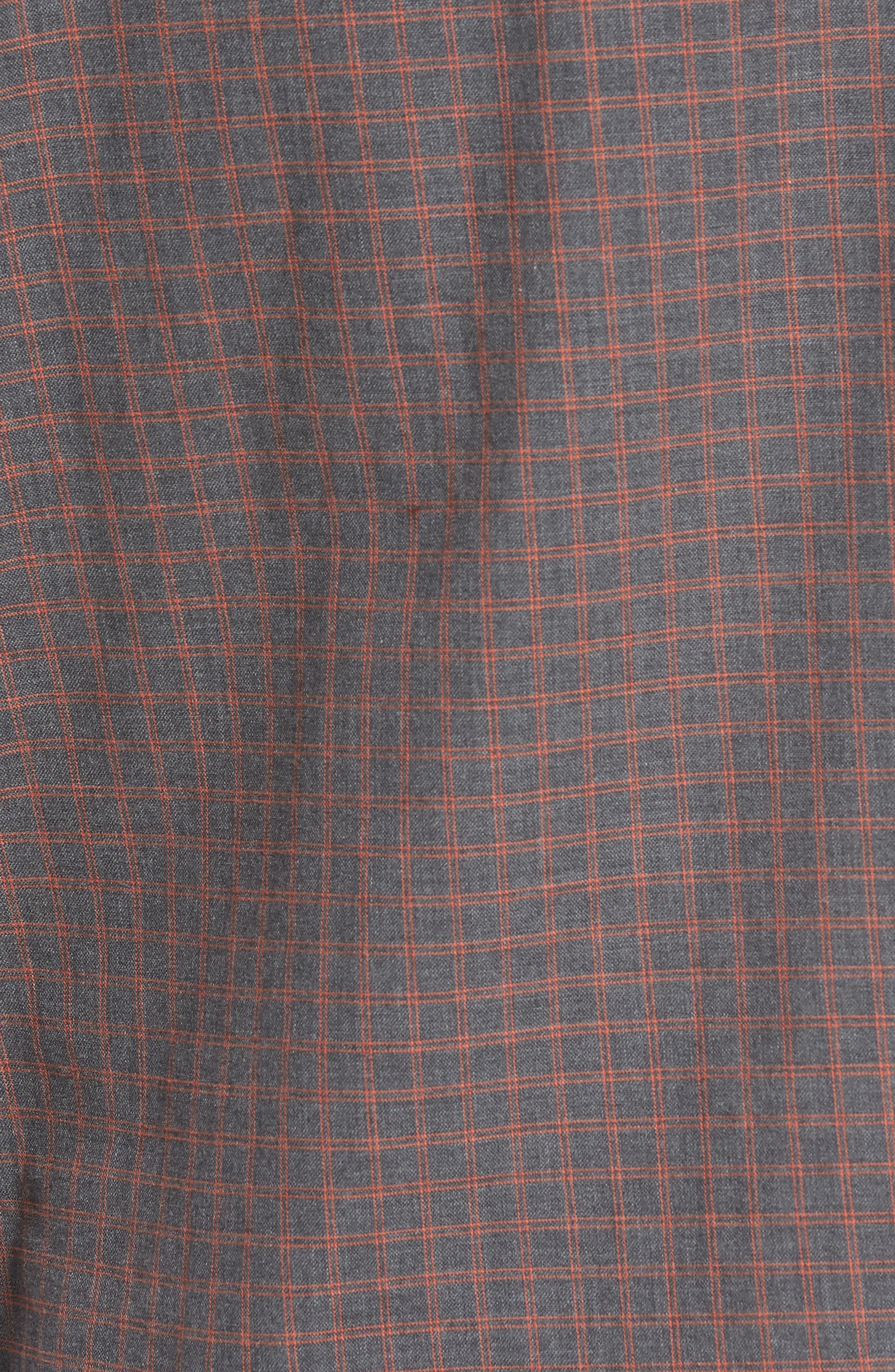 Walland Standard Fit Check Sport Shirt,                             Alternate thumbnail 5, color,