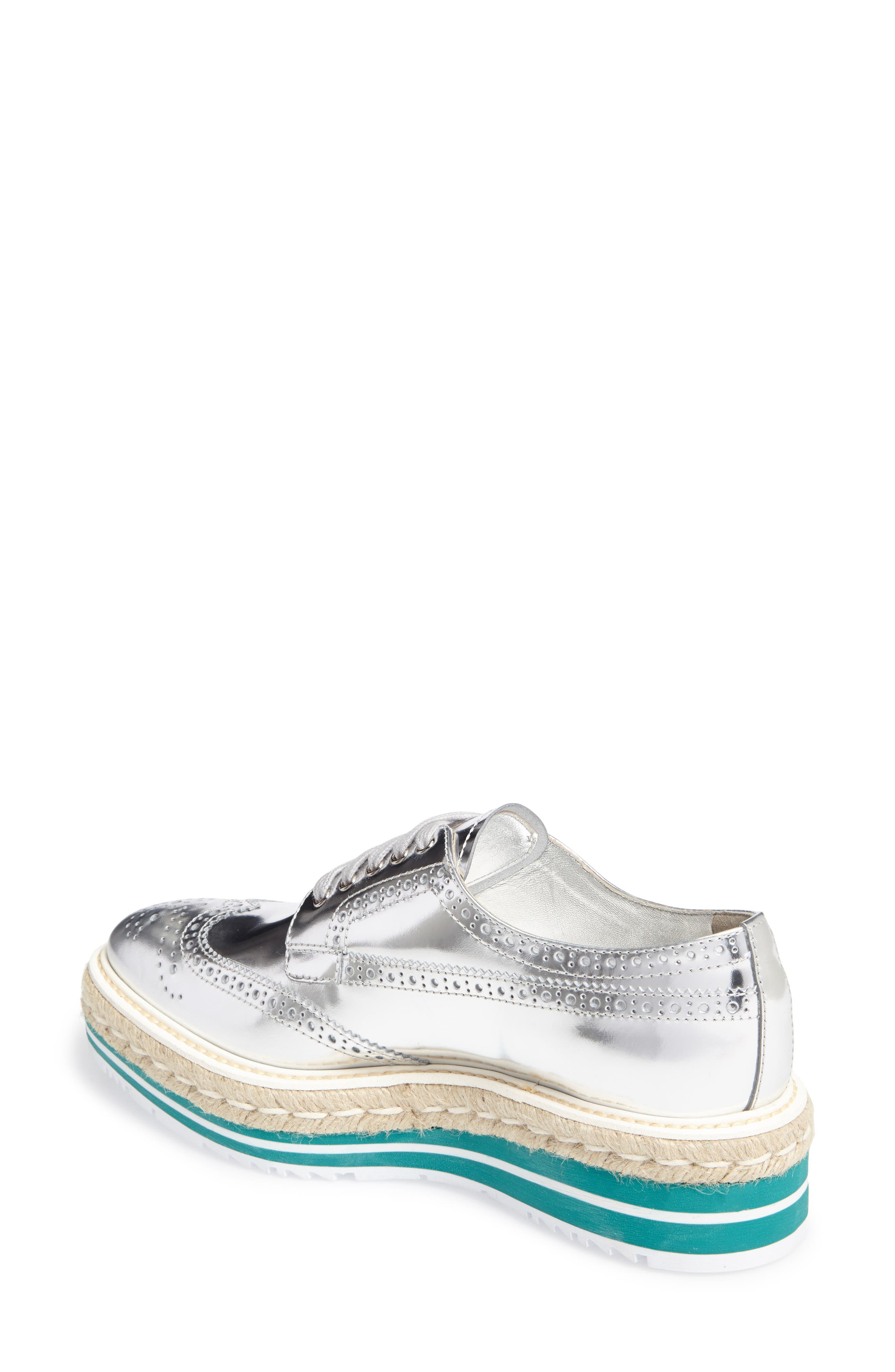 Microsole Espadrille Oxford,                             Alternate thumbnail 14, color,