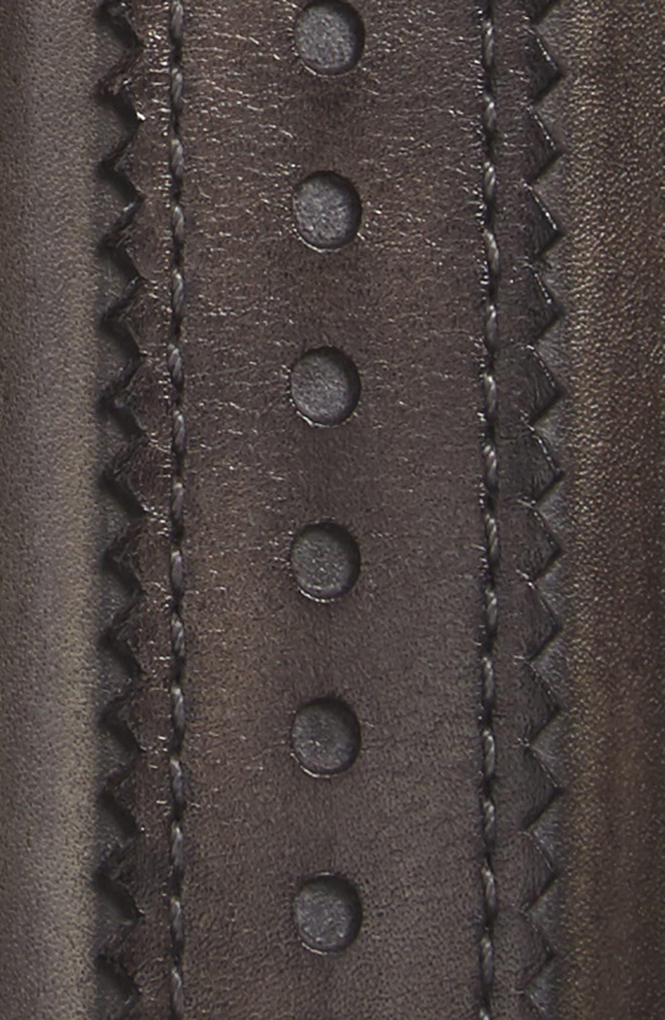 Flash Leather Belt,                             Alternate thumbnail 2, color,                             020