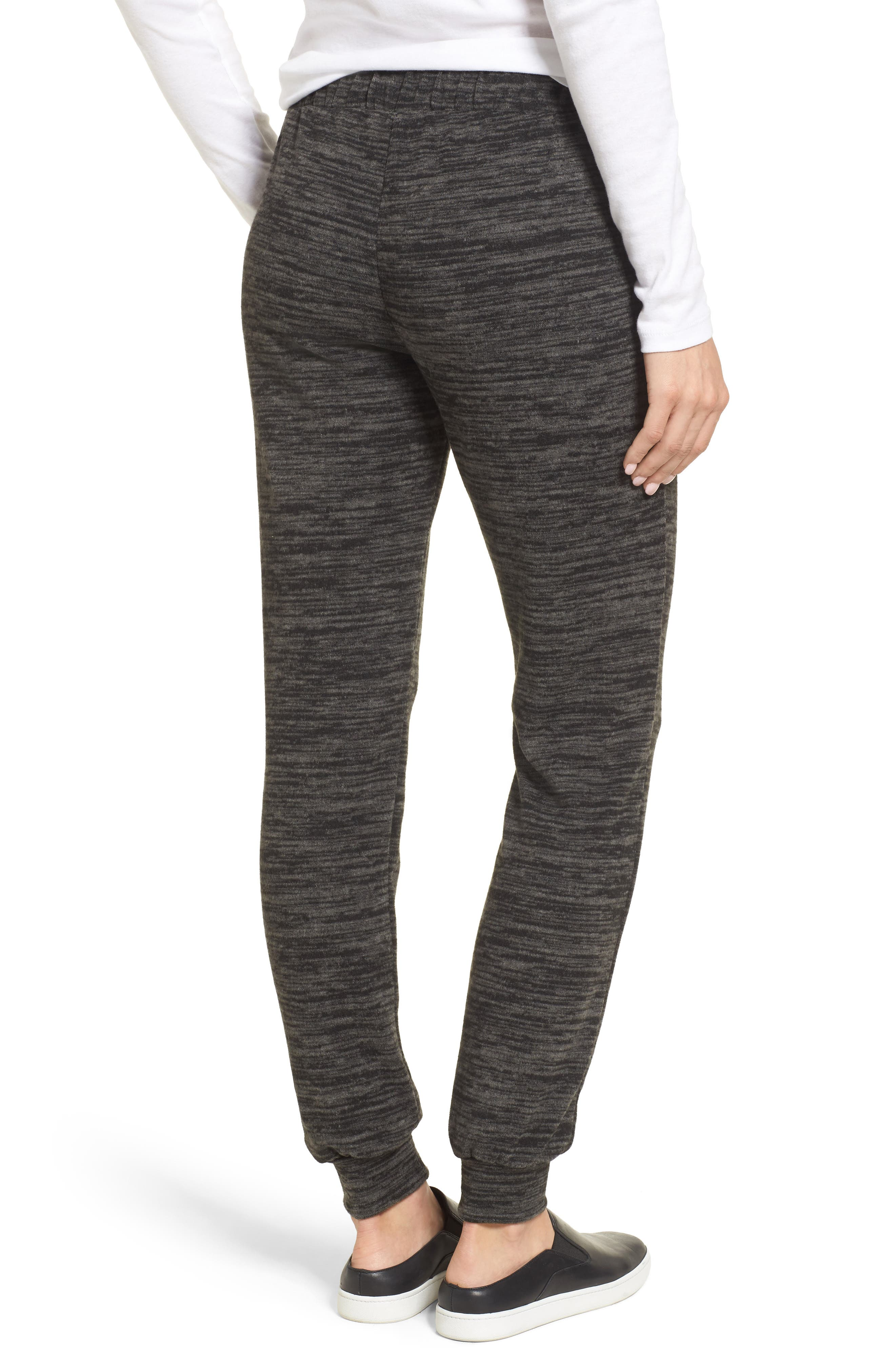 Cozy Jogger Pants,                             Alternate thumbnail 2, color,                             001