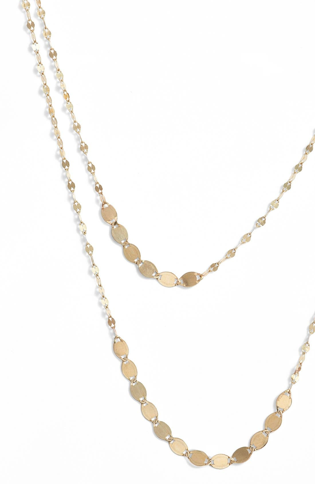 'Nude Duo' Multistrand Necklace,                             Alternate thumbnail 2, color,                             710