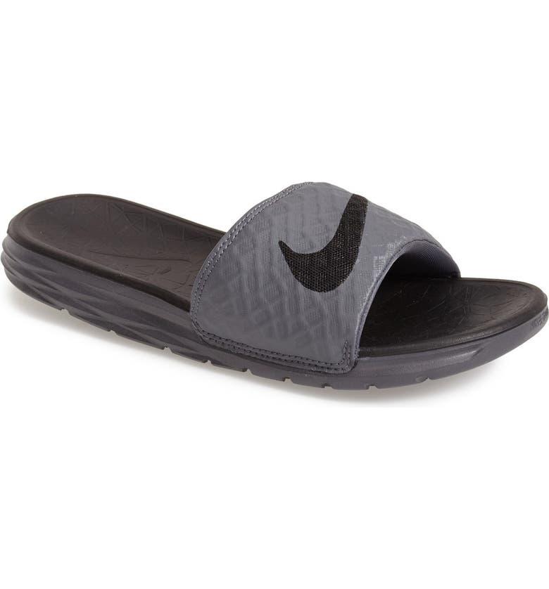 35e4a9916a92e5 Nike  Benassi Solarsoft 2  Slide Sandal (Men)