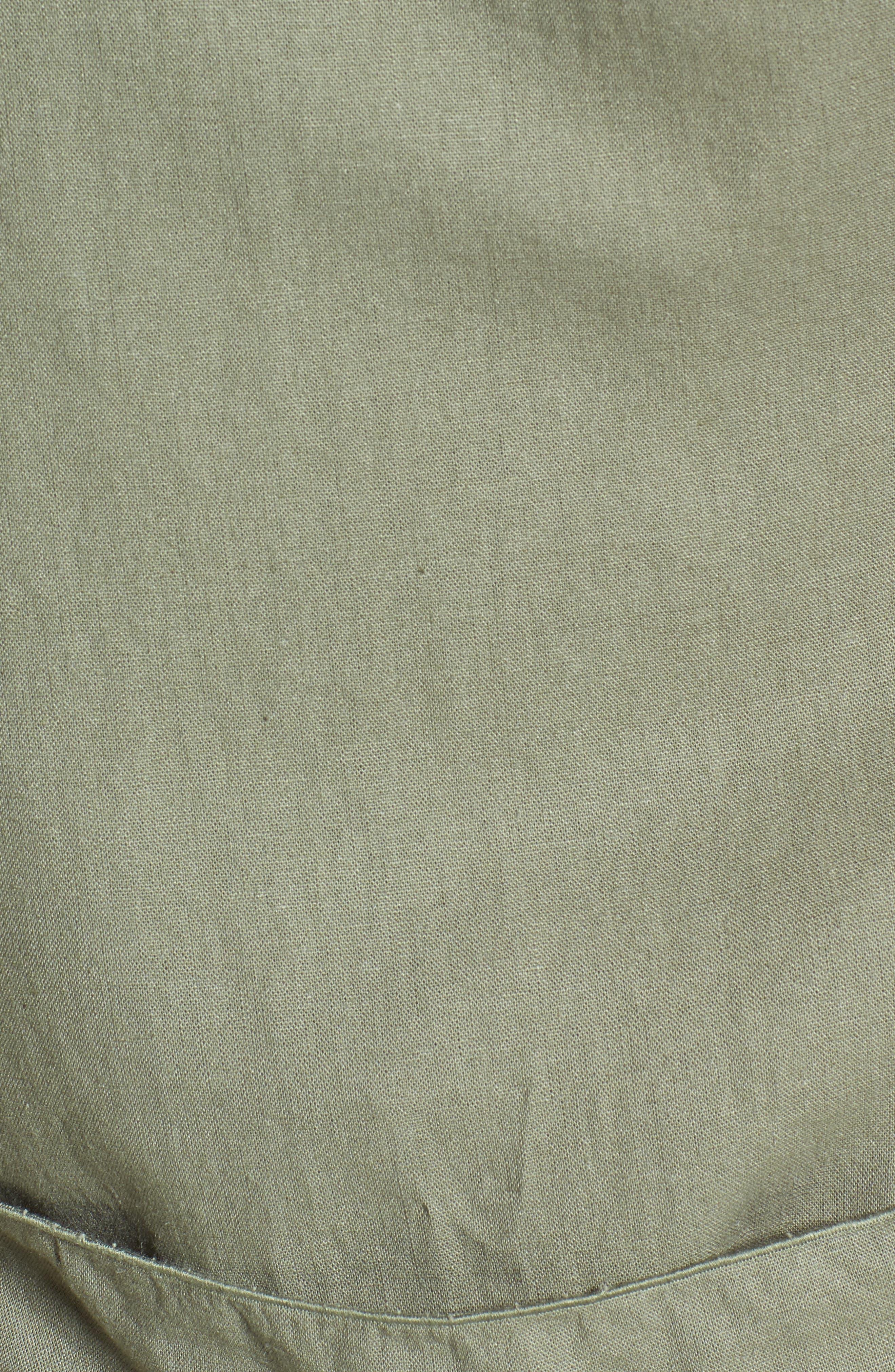 Linen Blend Duster,                             Alternate thumbnail 10, color,