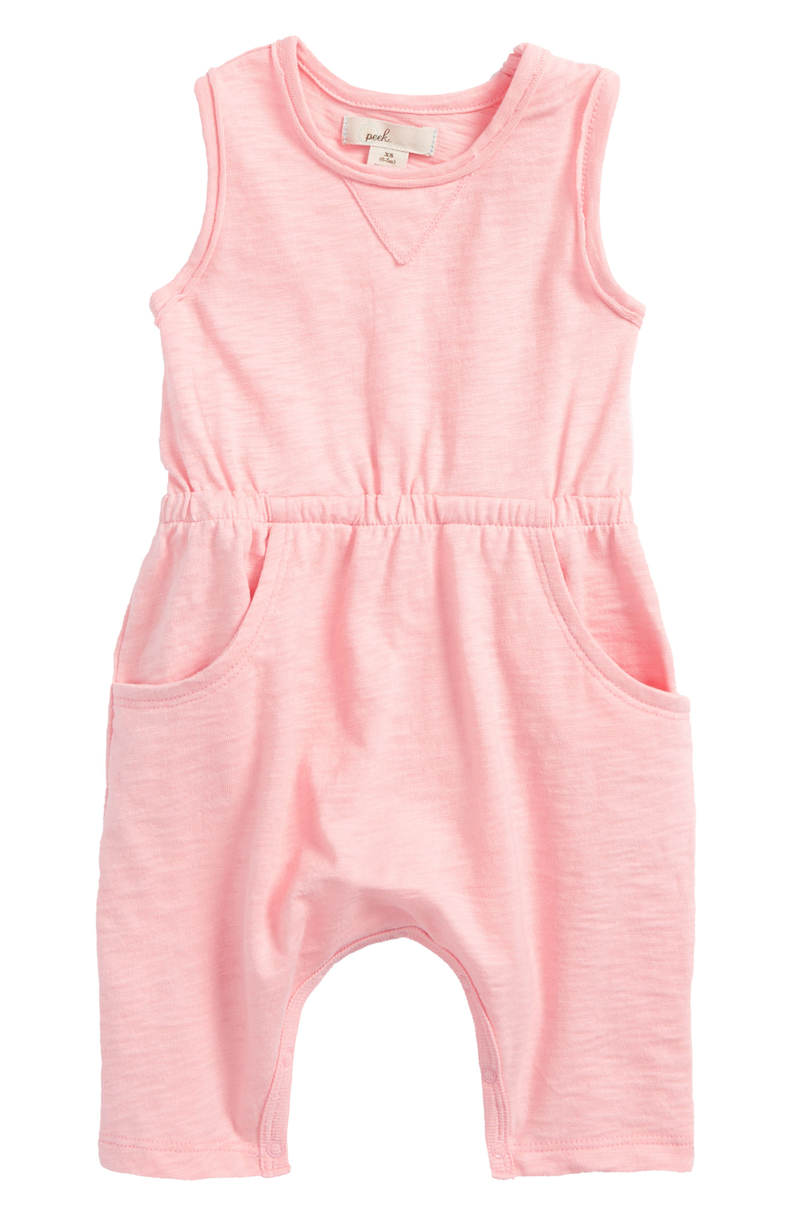Peek Ava Romper,                             Main thumbnail 1, color,                             950