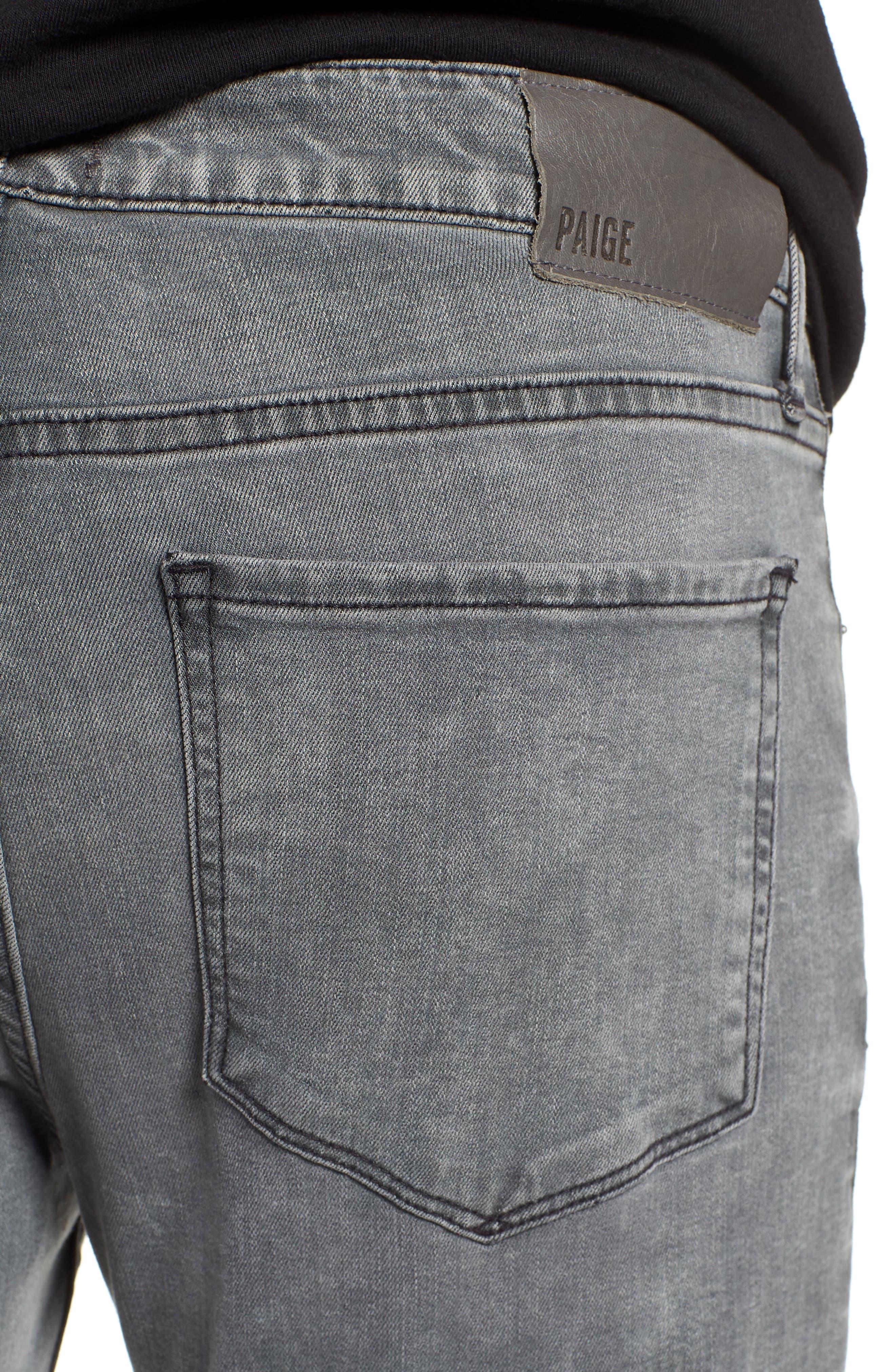 Lennox Slim Fit Jeans,                             Alternate thumbnail 4, color,                             020