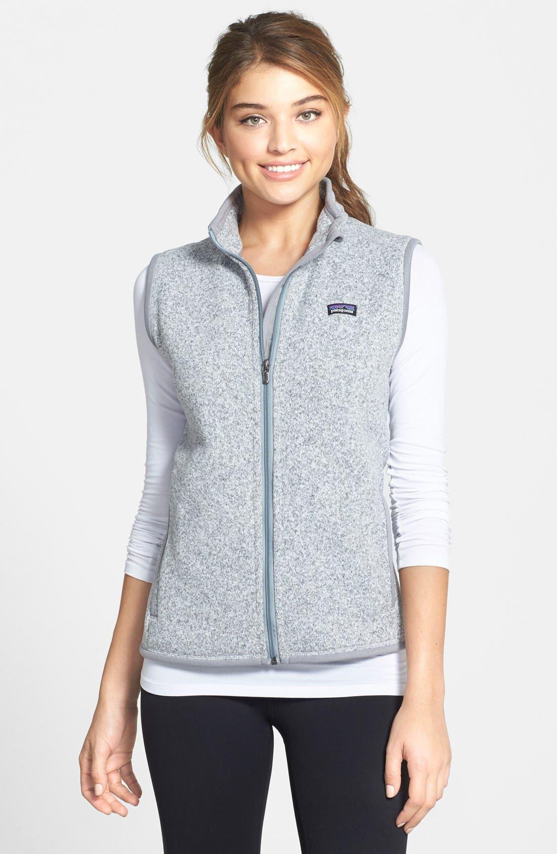 'Better Sweater' Vest,                             Main thumbnail 2, color,