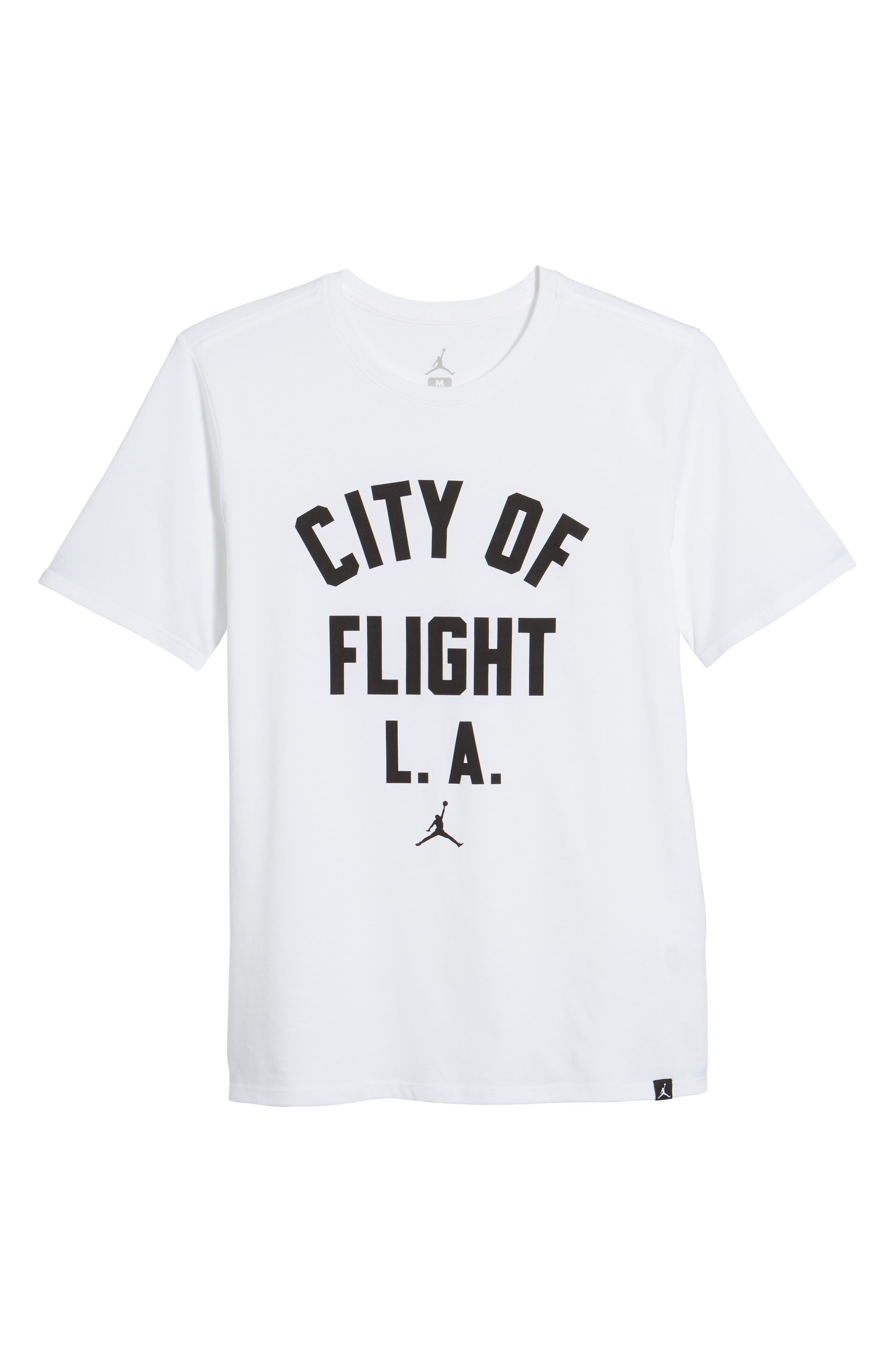 Sportswear City of Flight T-Shirt,                             Alternate thumbnail 17, color,