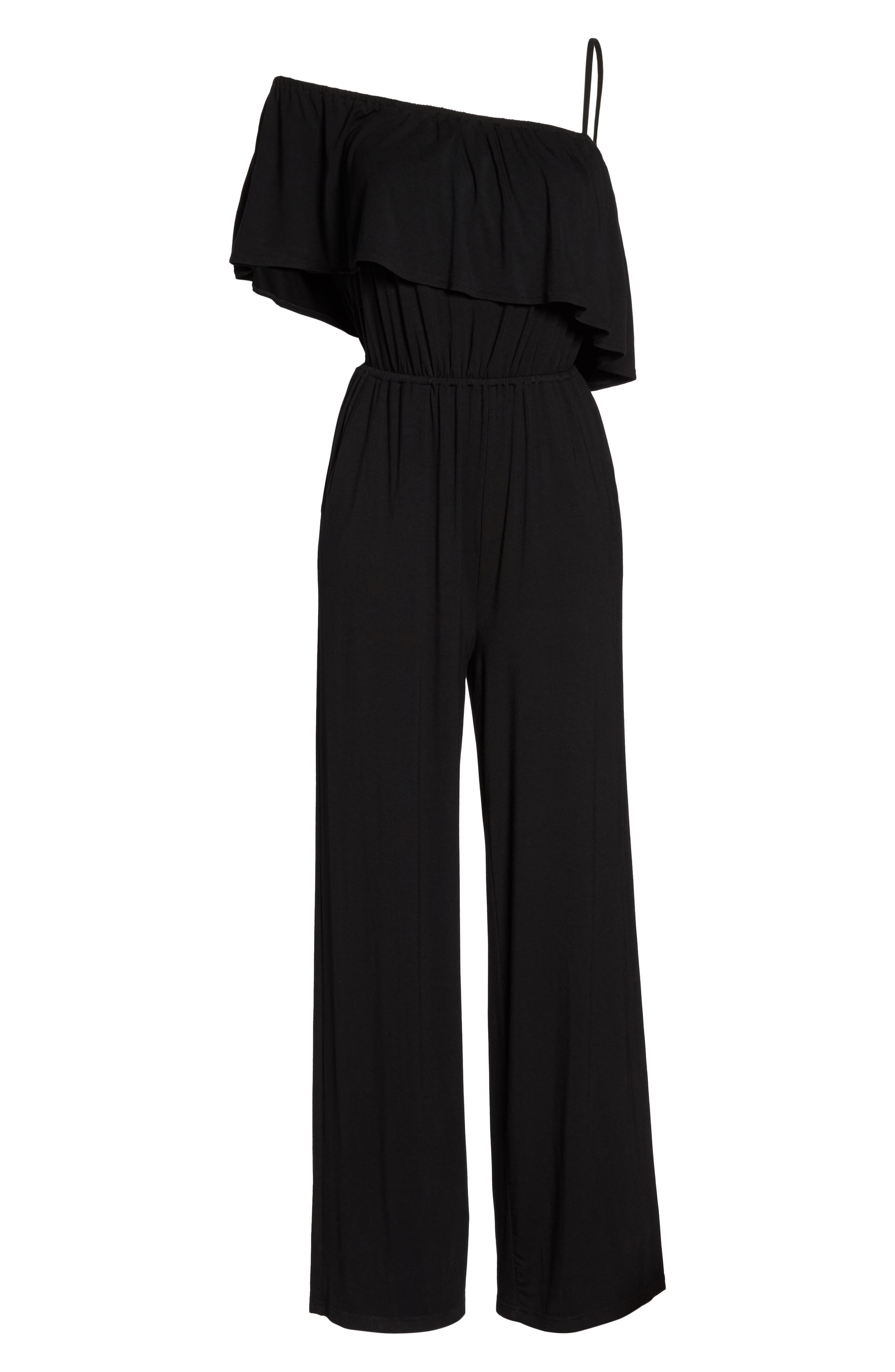 Mayana Jumpsuit,                             Alternate thumbnail 6, color,                             001