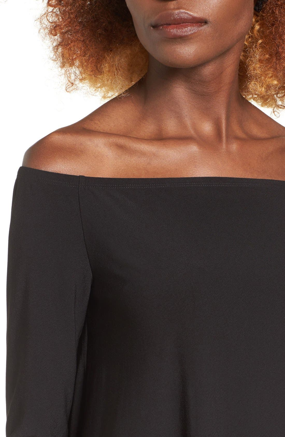 Off the Shoulder Tee,                             Alternate thumbnail 9, color,
