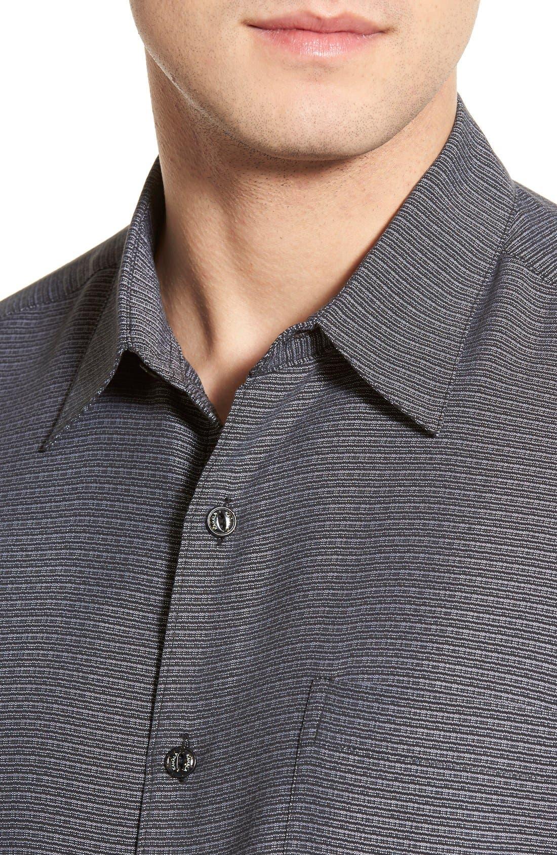 'Wind N Sea' Regular Fit Sport Shirt,                             Alternate thumbnail 31, color,