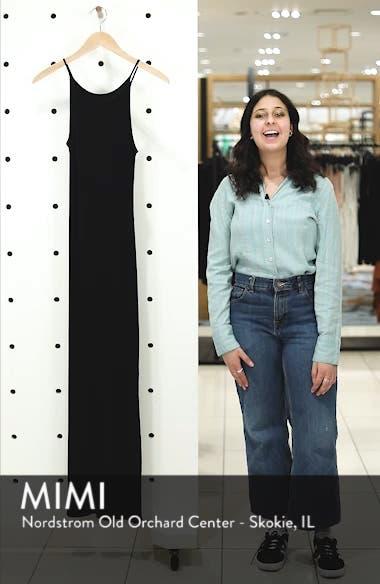 Ribbed Maxi Dress, sales video thumbnail