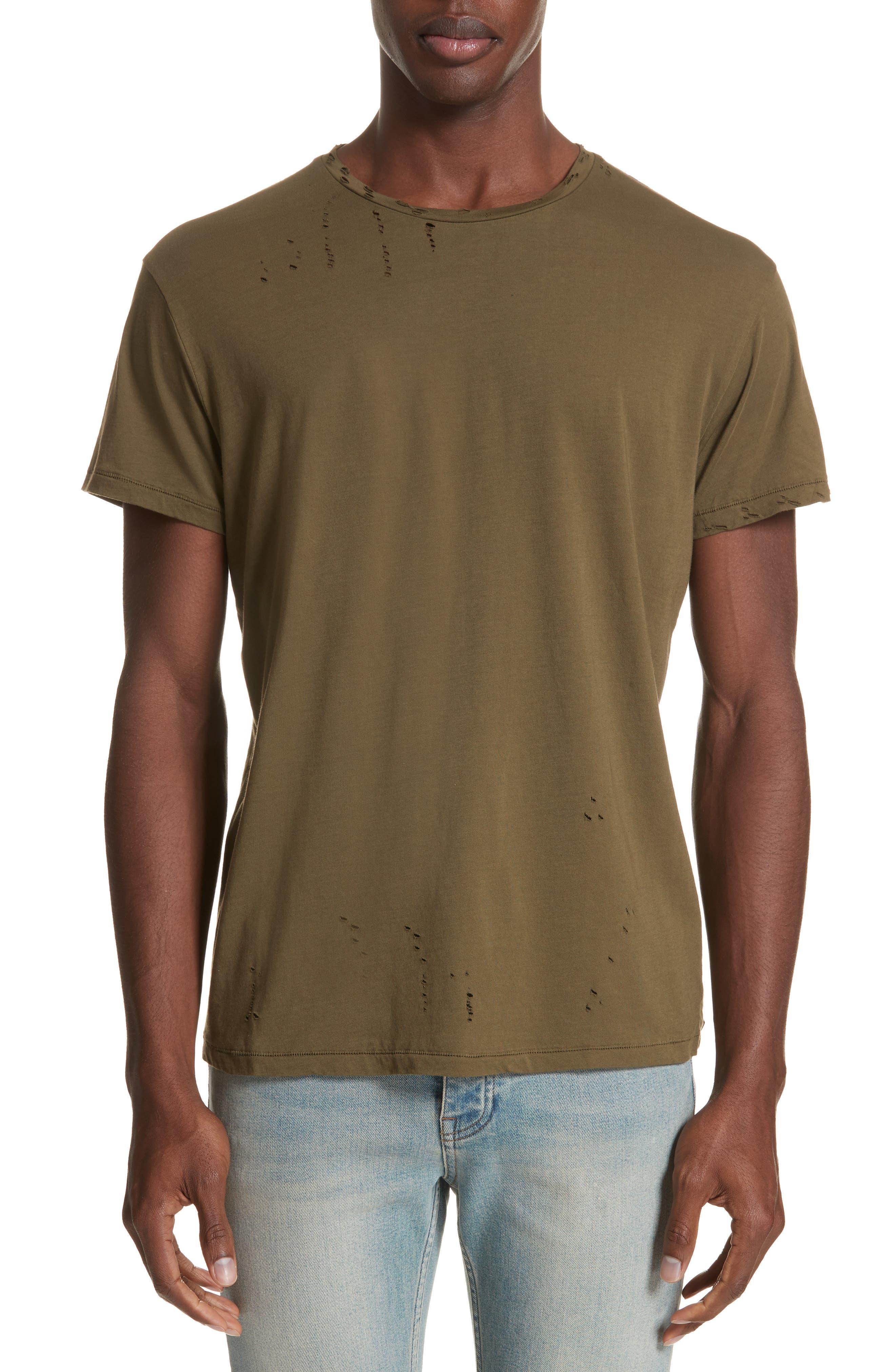 Surplus Destroyed T-Shirt,                             Main thumbnail 1, color,                             336