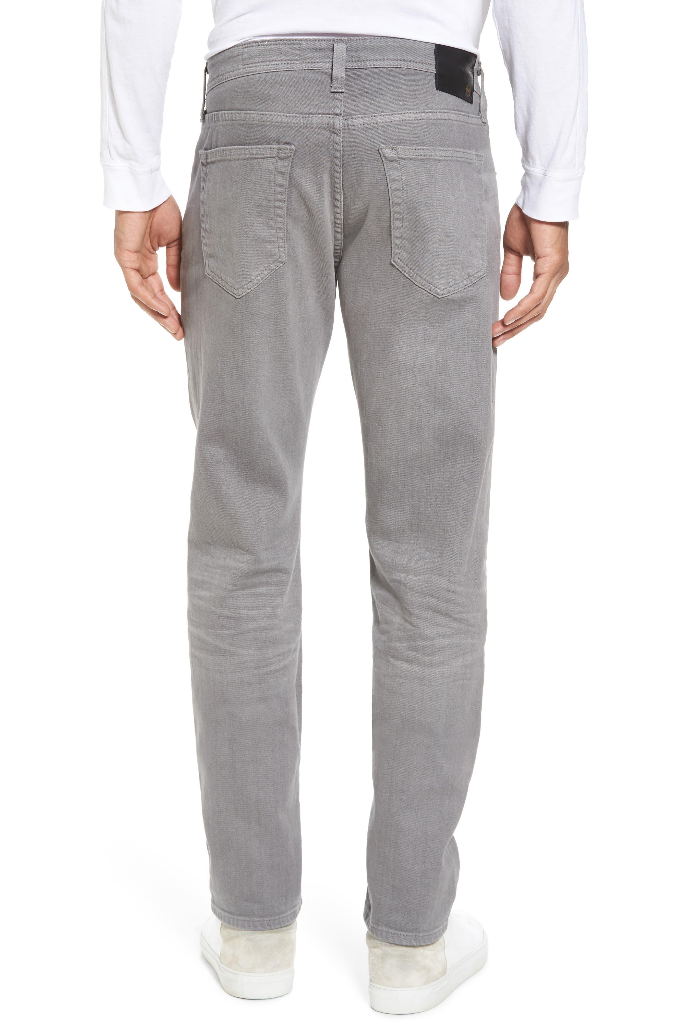 Tellis Modern Slim Twill Pants,                             Alternate thumbnail 4, color,