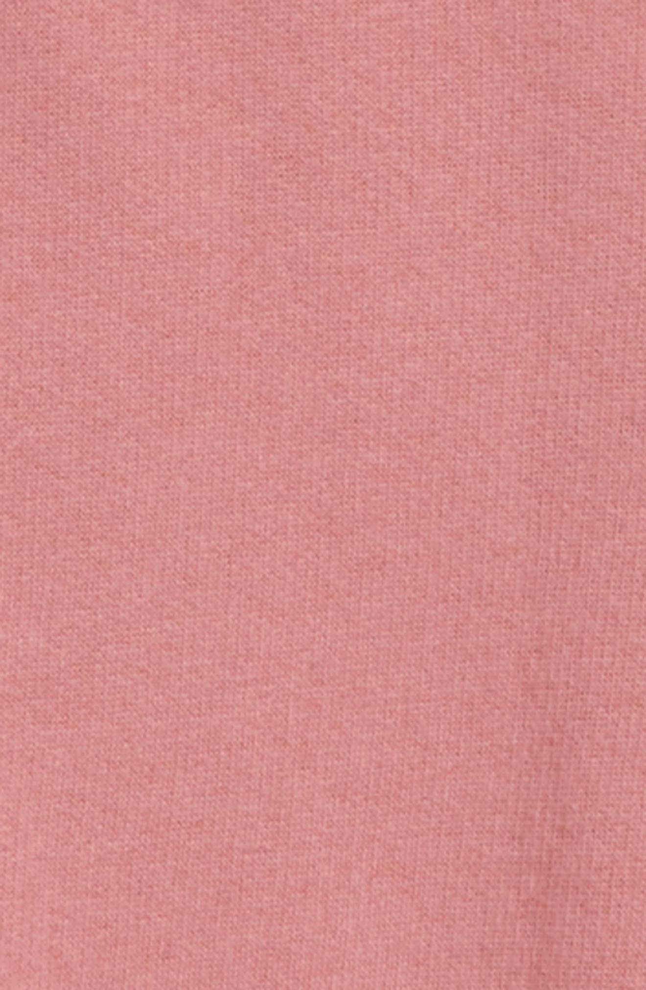 Ruffle Sleeve Sweatshirt,                             Alternate thumbnail 2, color,                             680