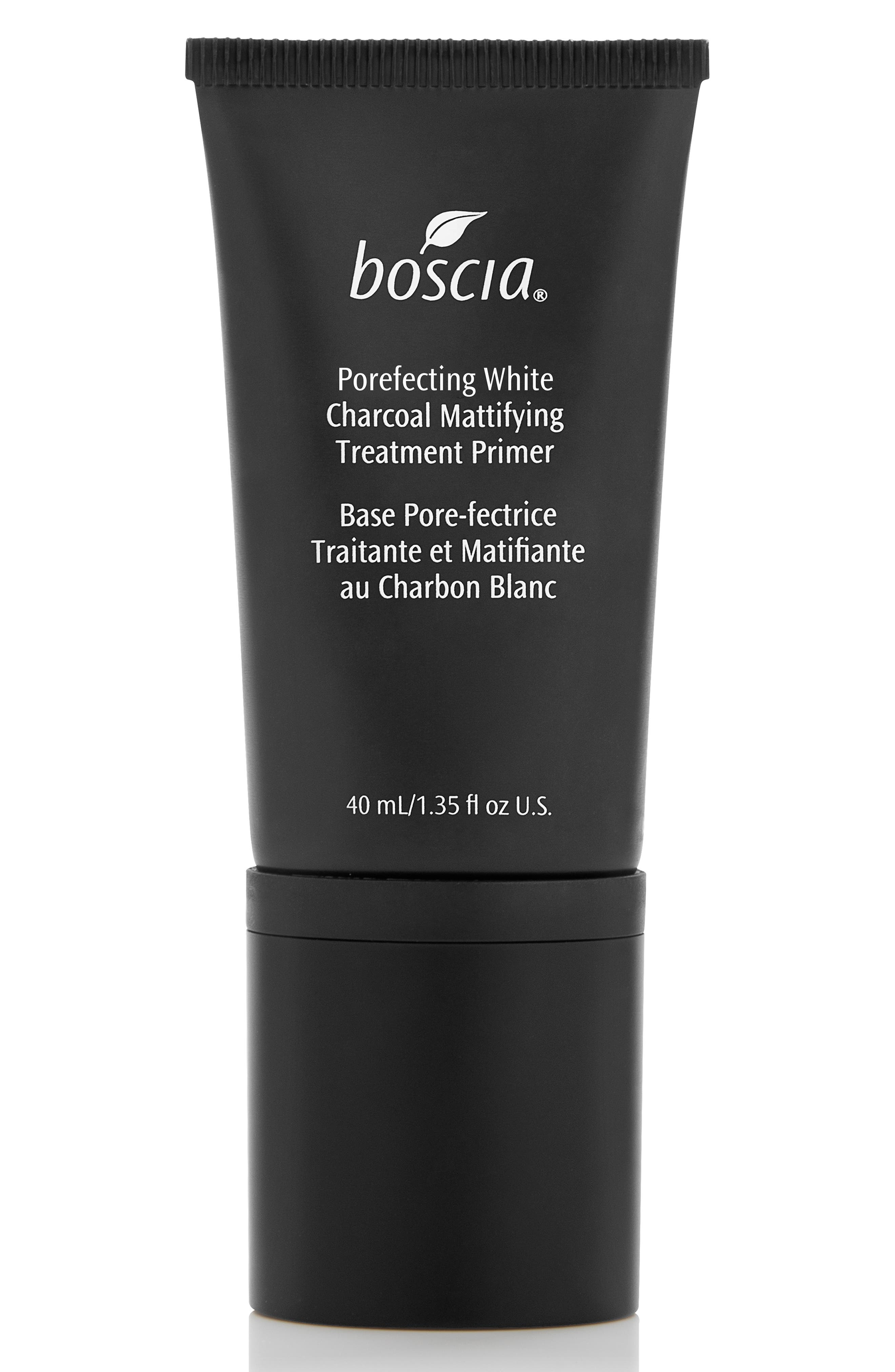 Porefecting White Charcoal Mattifying Treatment Primer,                         Main,                         color, NO COLOR